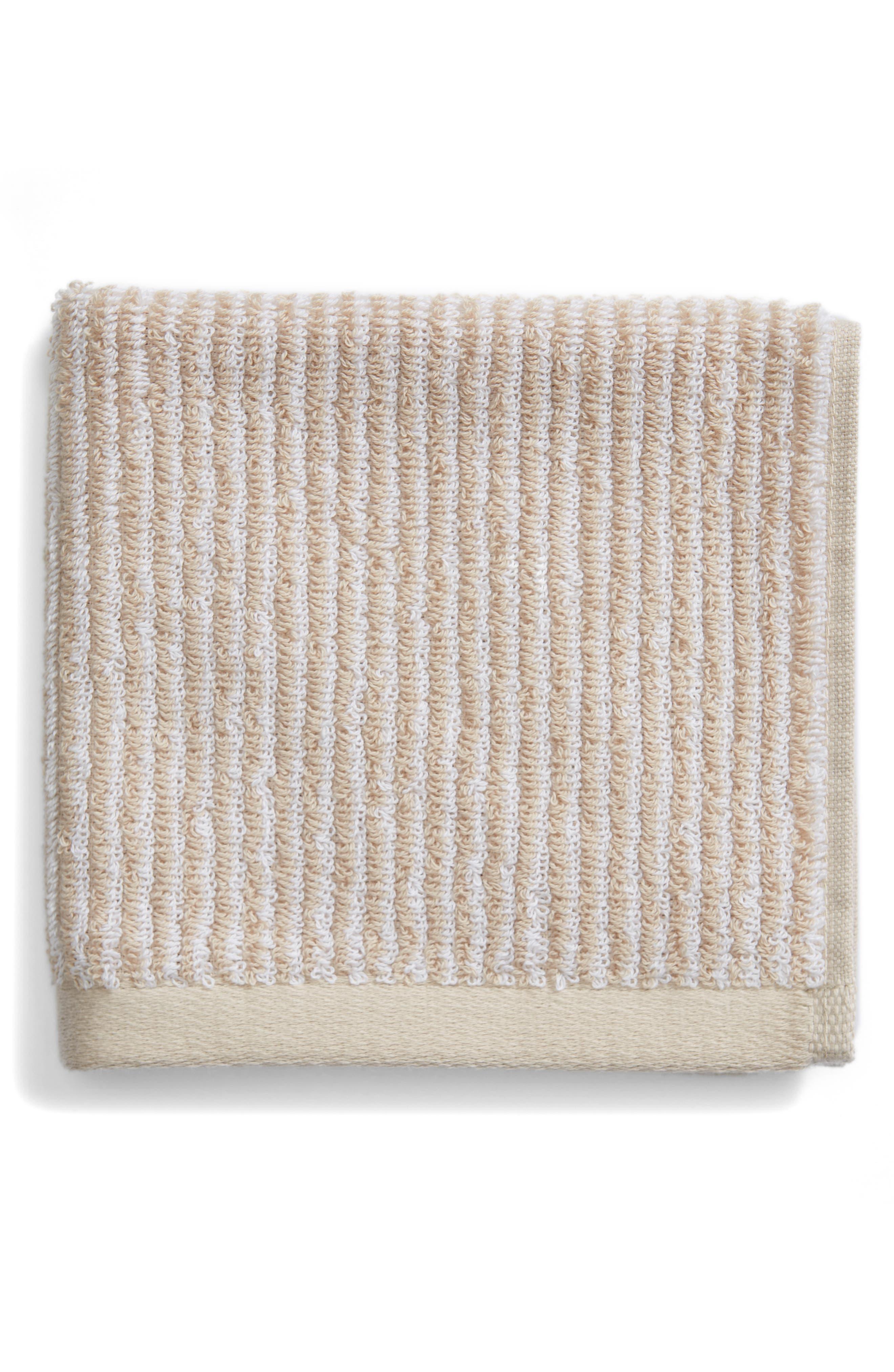 Nordstrom at Home Ezra Stripe Washcloth