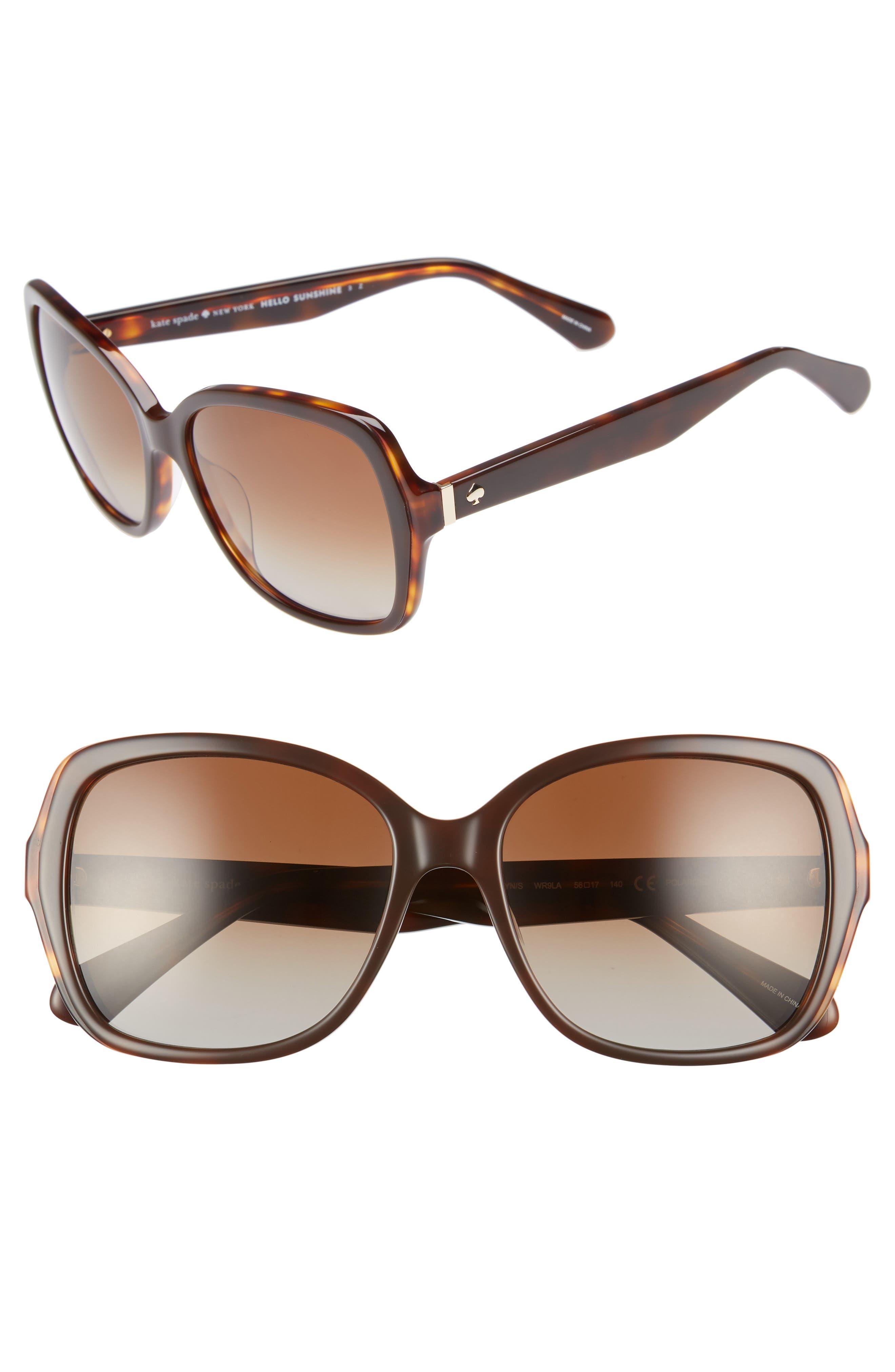 6d90db8eb80d Women's Round Sunglasses & Eyewear: kate spade new york | Nordstrom