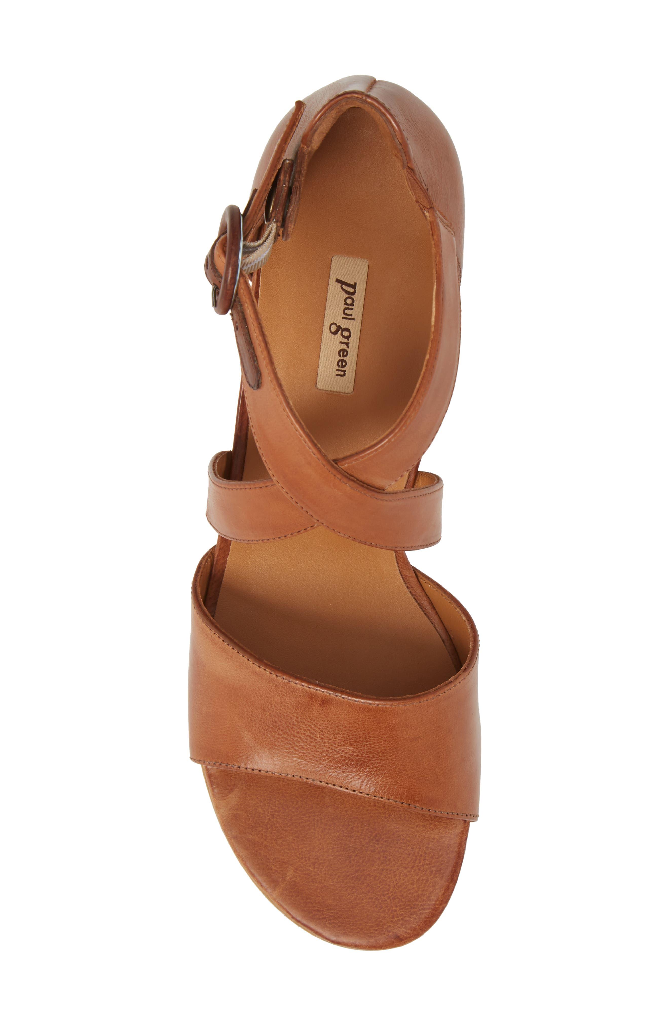 Alternate Image 5  - Paul Green Sally Quarter Strap Sandal (Women)