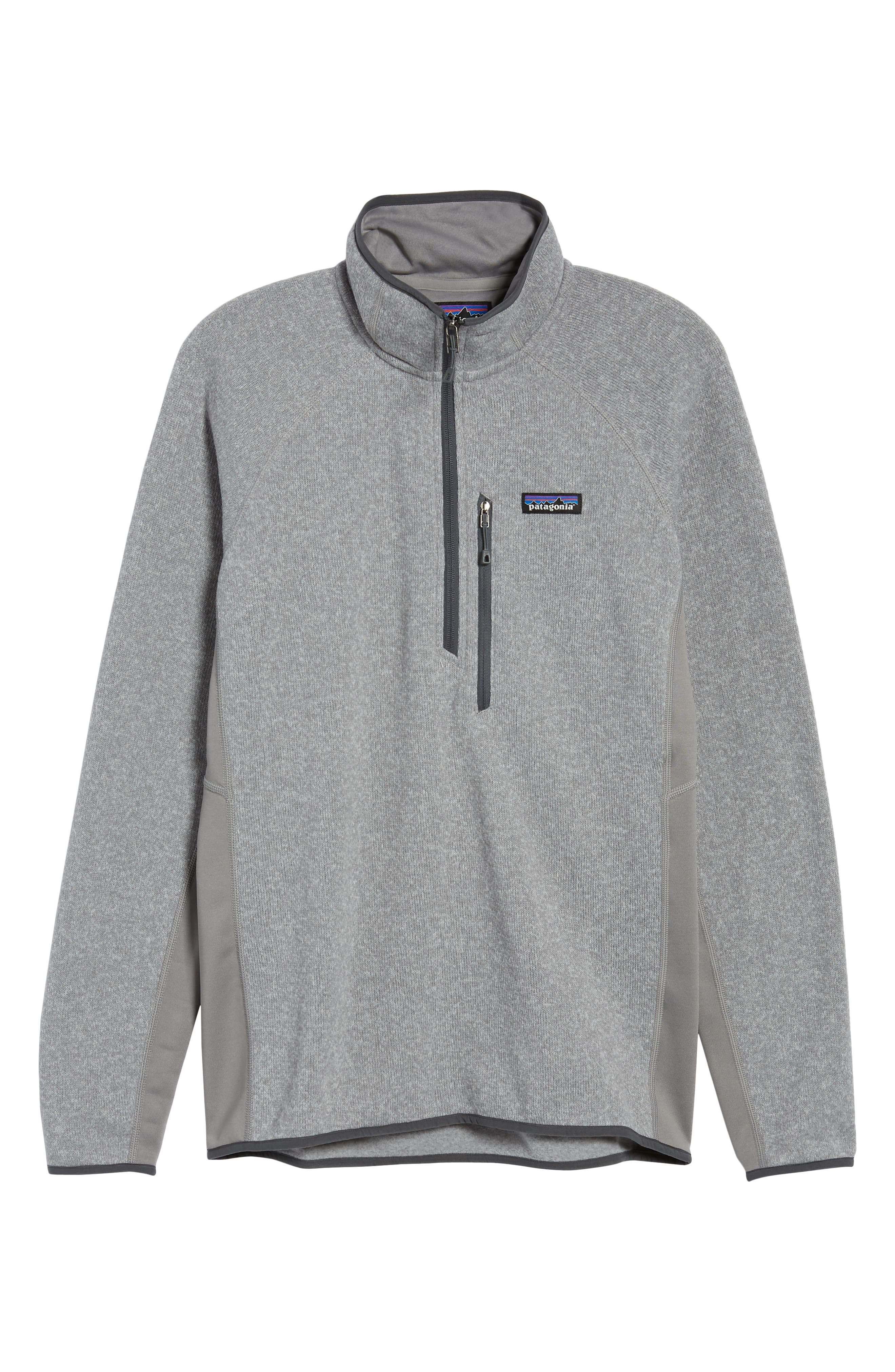 Performance Pullover,                             Alternate thumbnail 6, color,                             Feather Grey