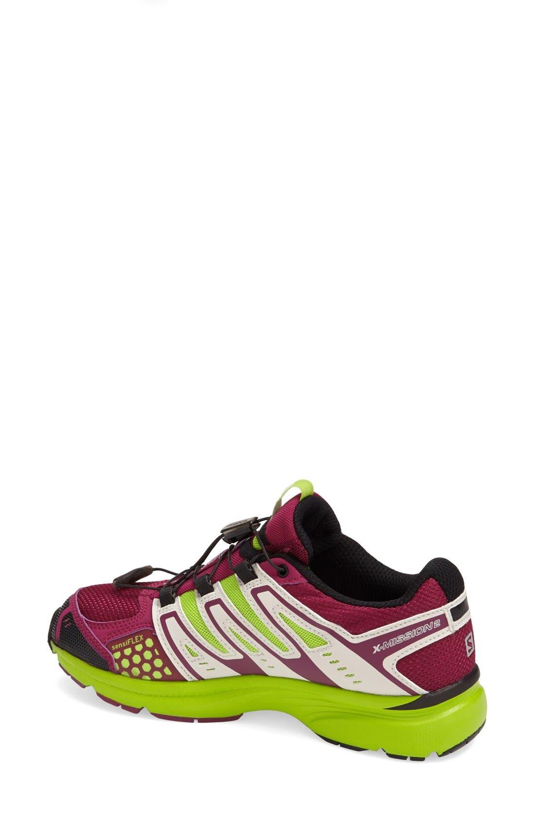 Alternate Image 2  - Salomon 'Sense Mantra 2' Running Shoe (Women)