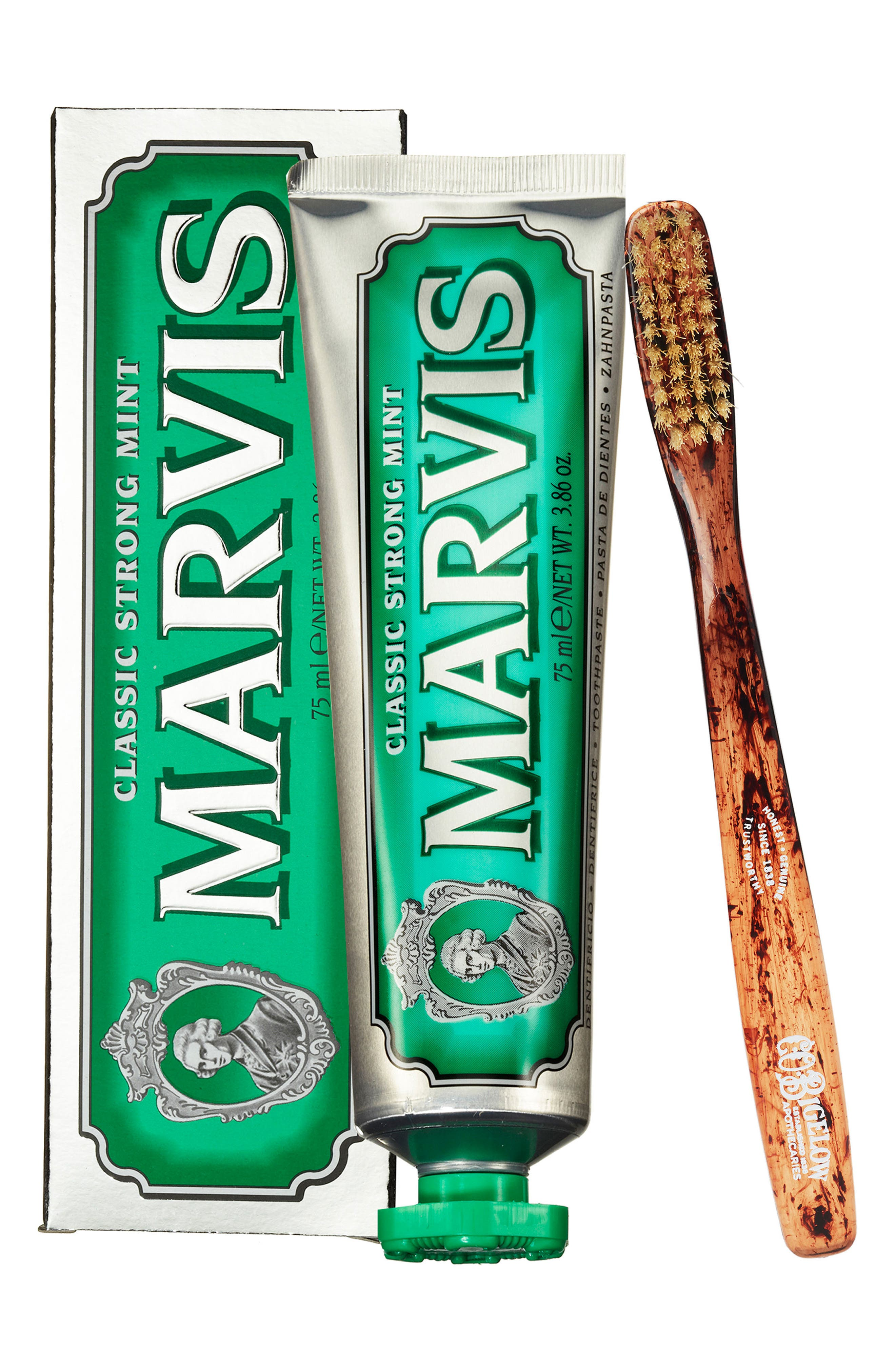 C.O. Bigelow® Marvis Toothpaste & Toothbrush Set (Nordstrom Exclusive)