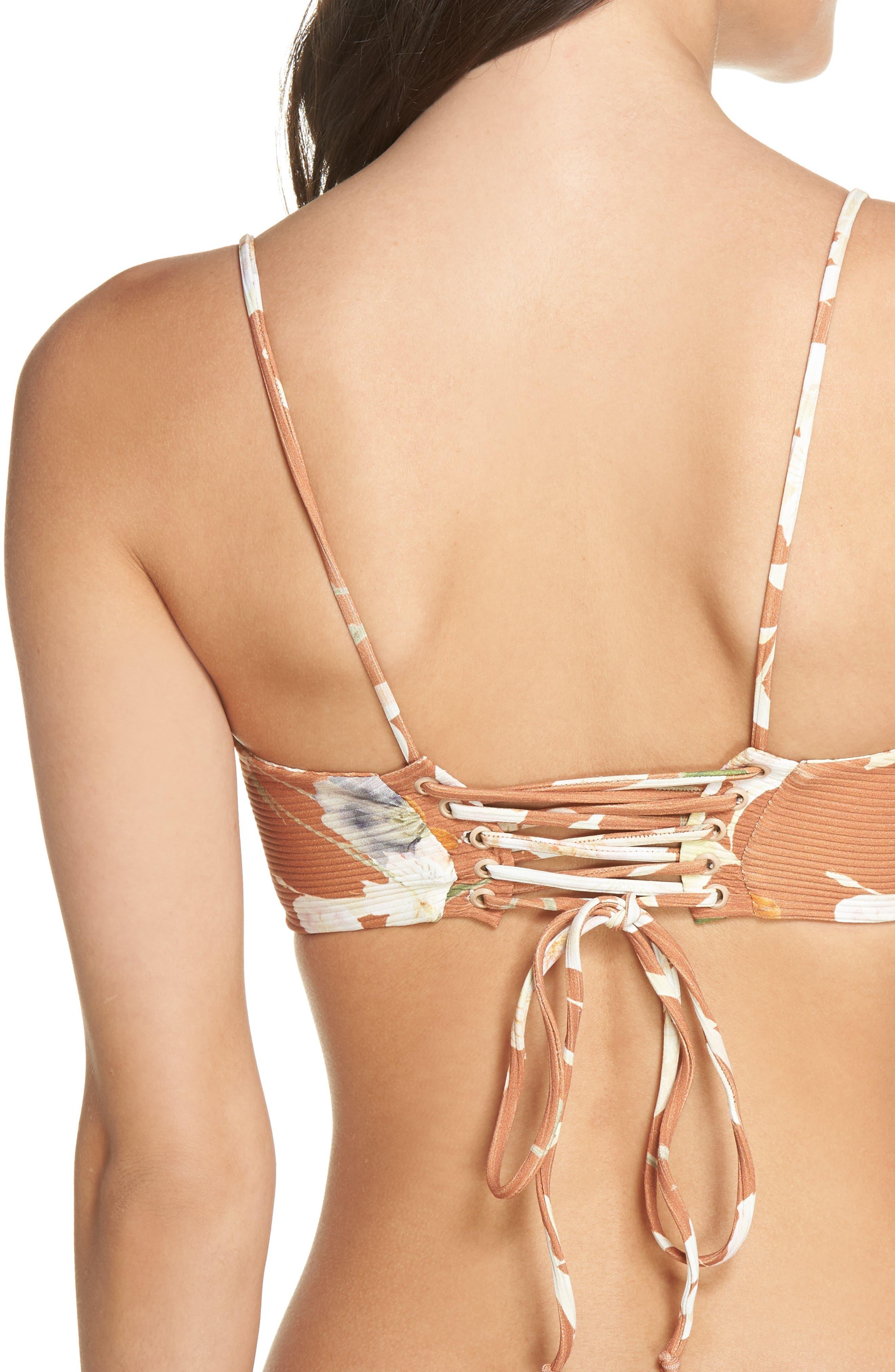 Ms. Jackson Bikini Top,                             Alternate thumbnail 2, color,                             Dirty Dancing