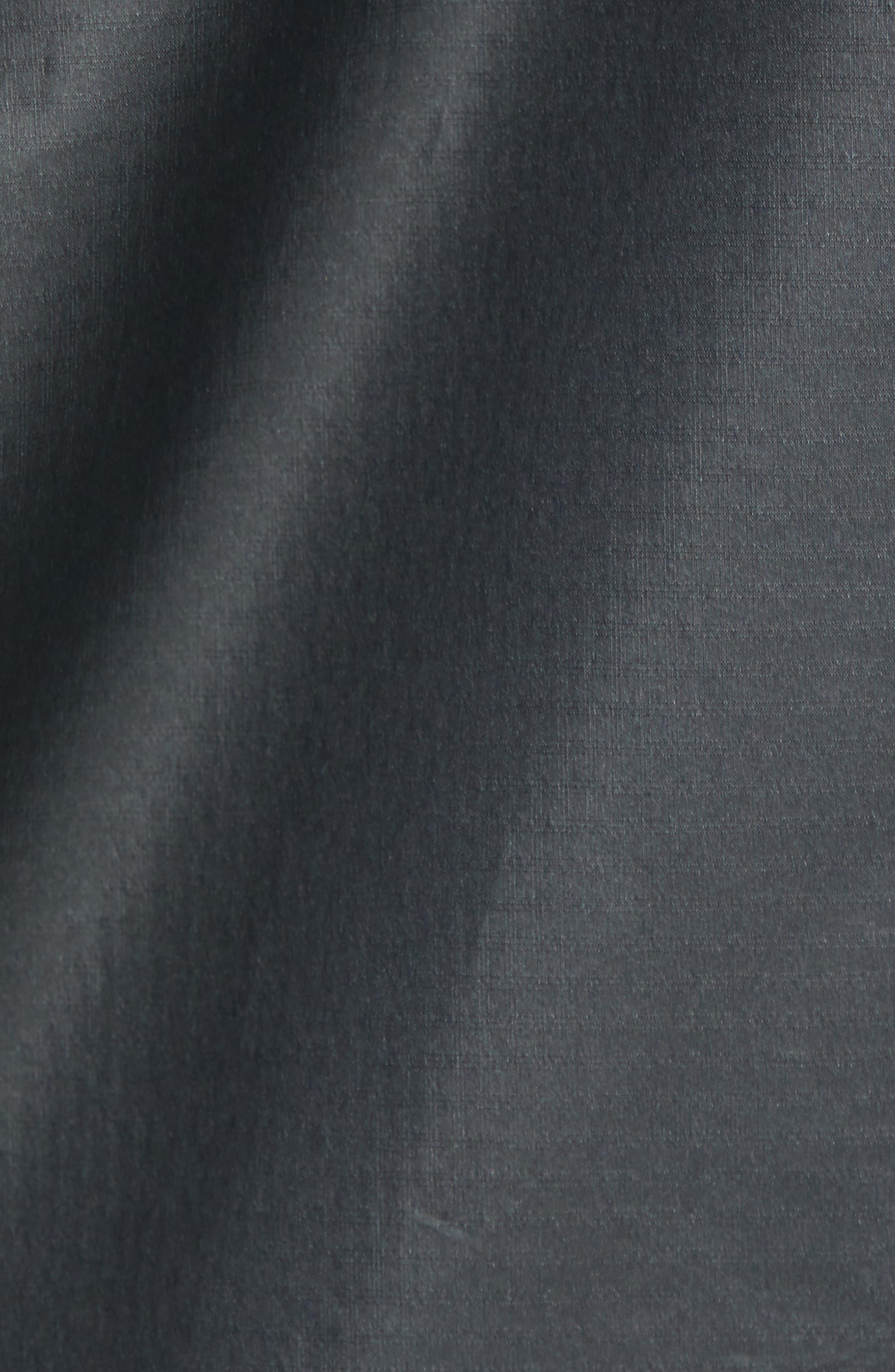 SB Anorak,                             Alternate thumbnail 5, color,                             Black/ Anthracite/ Black