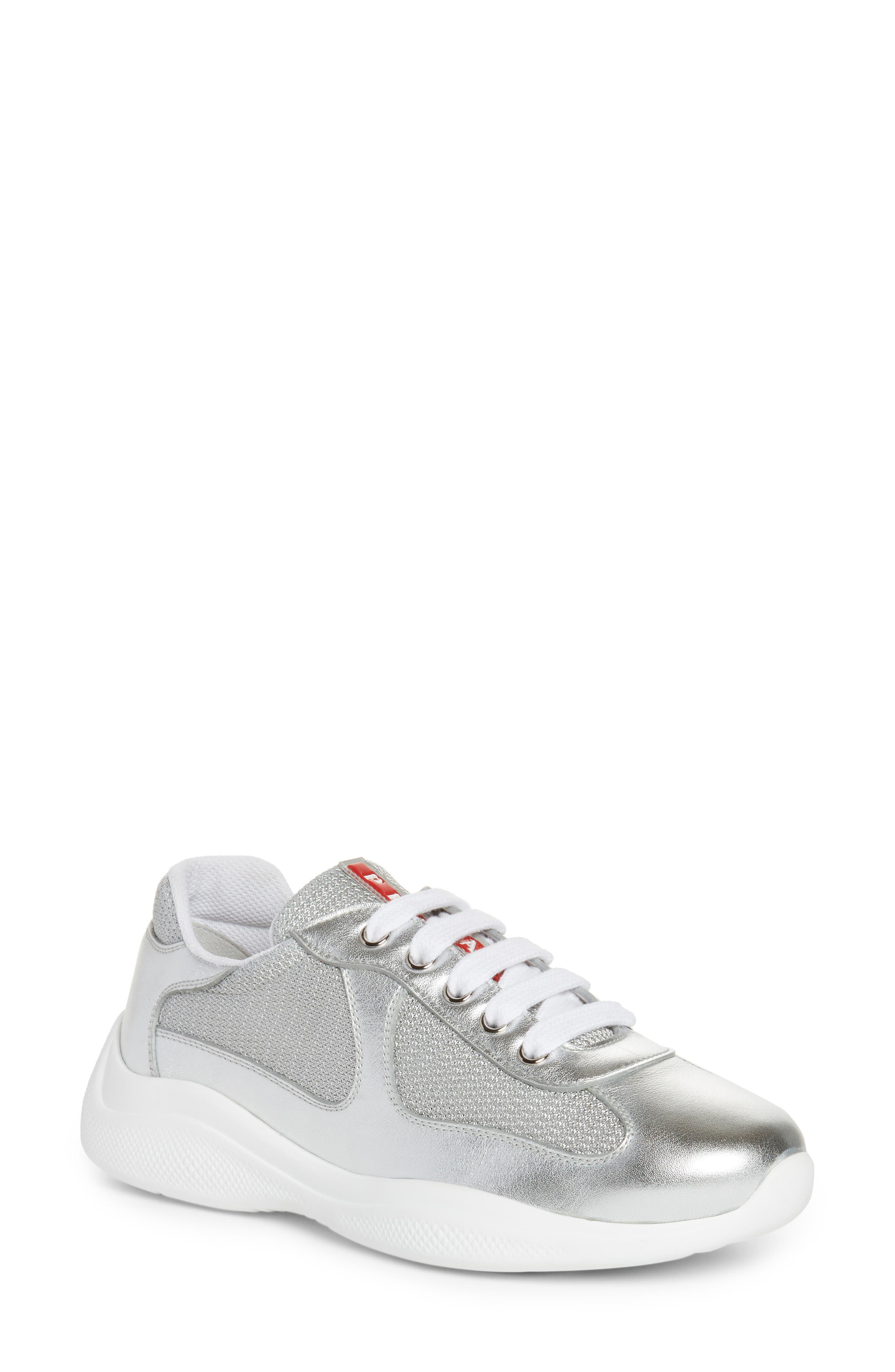 Prada Low-Top Sneaker (Women)
