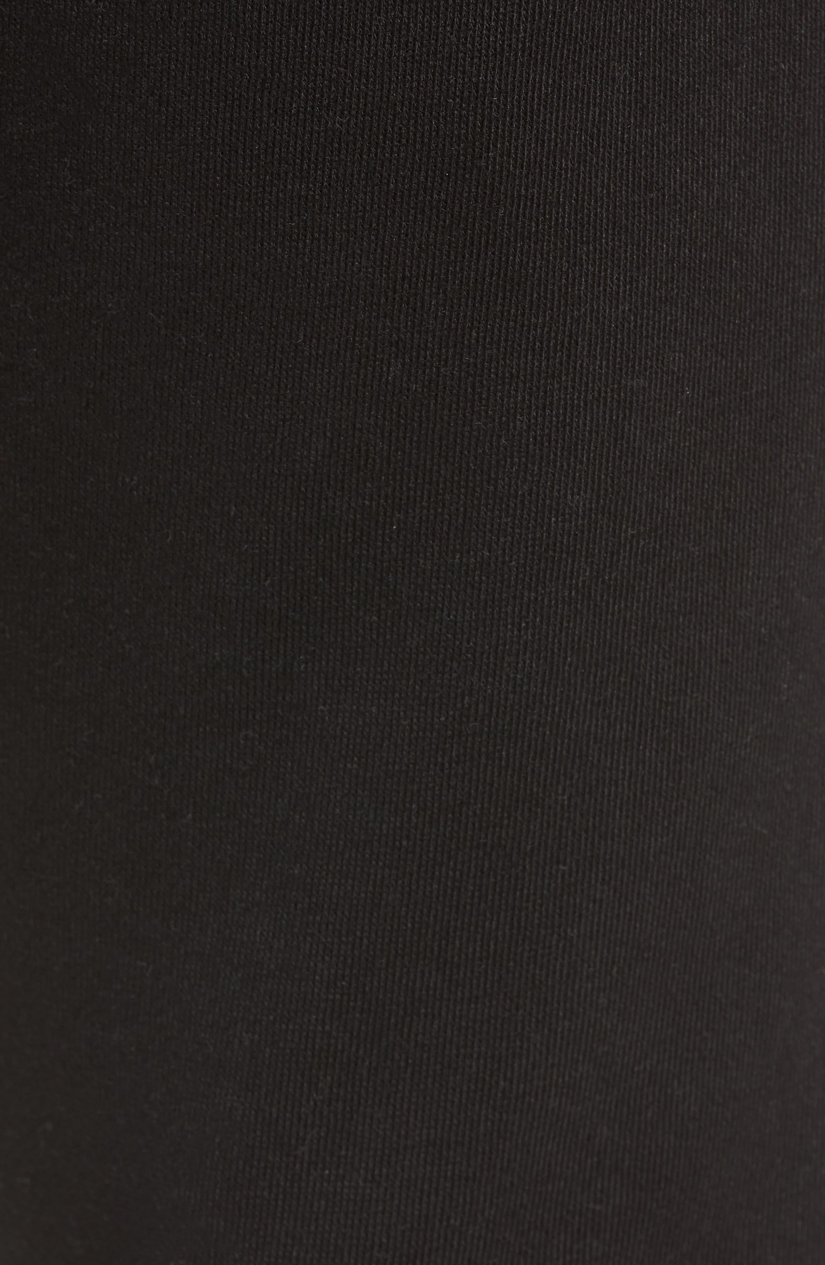 Banda Fleece Pants,                             Alternate thumbnail 5, color,                             Black