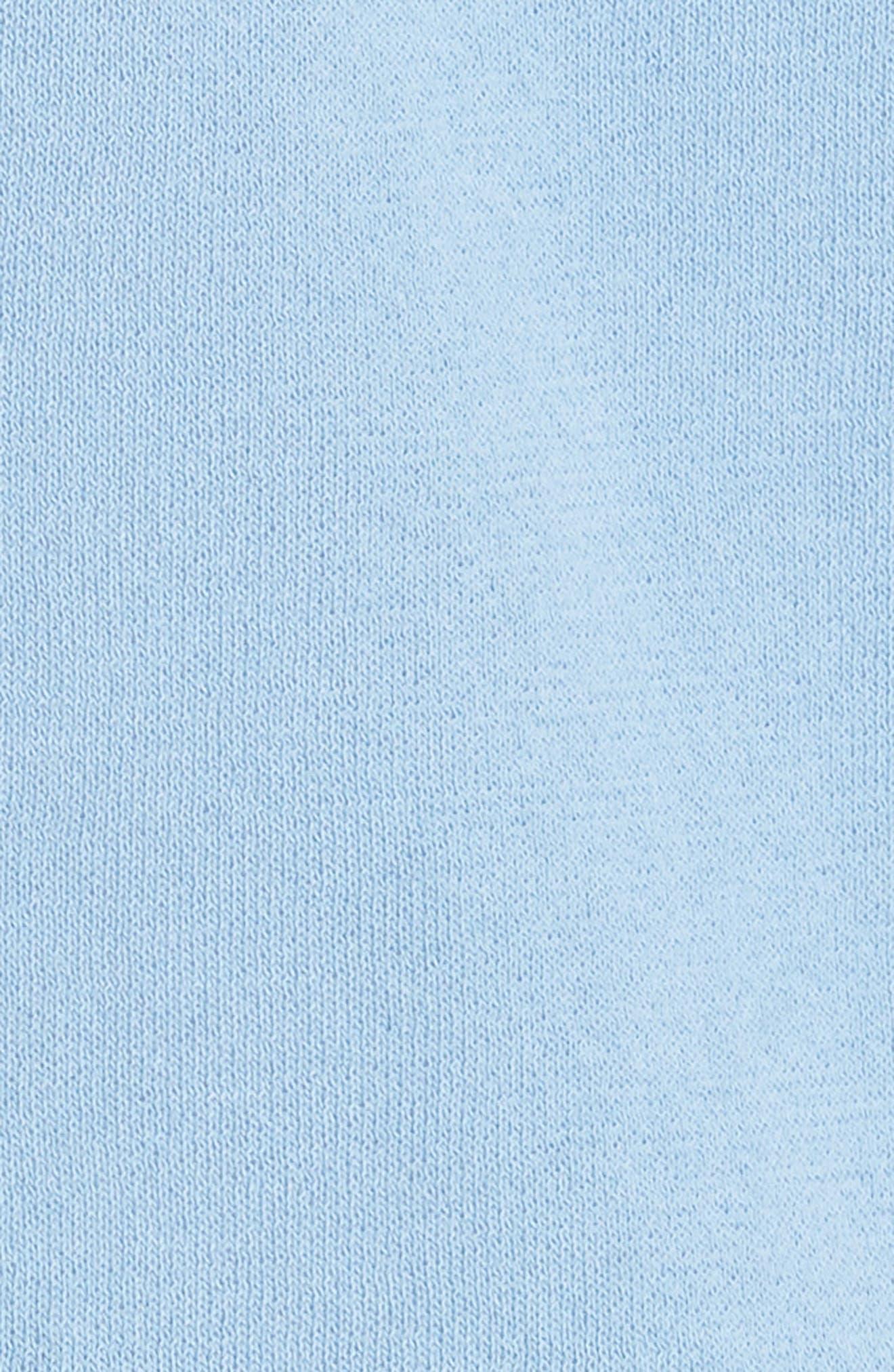 Diane von Furstenberg Colorblock Stripe Cardigan,                             Alternate thumbnail 5, color,                             Taffy Multi