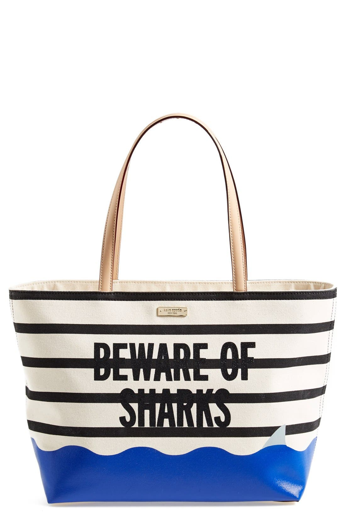 Alternate Image 1 Selected - kate spade new york 'splash out - francis' tote