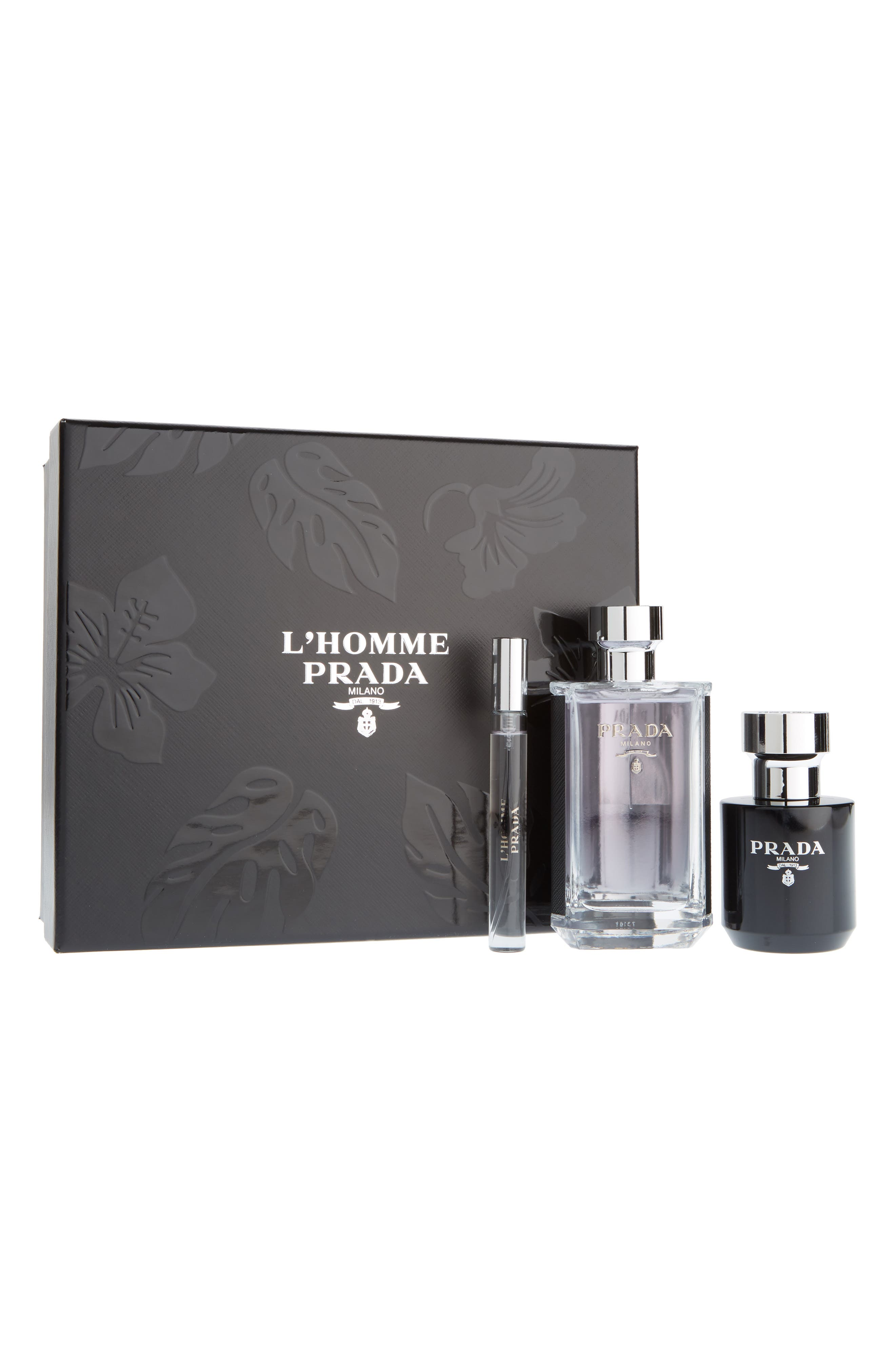 Prada L'Homme Prada Set ($115 Value)
