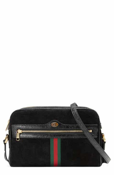 46627750d31 Gucci Ophidia Small Suede Crossbody Bag