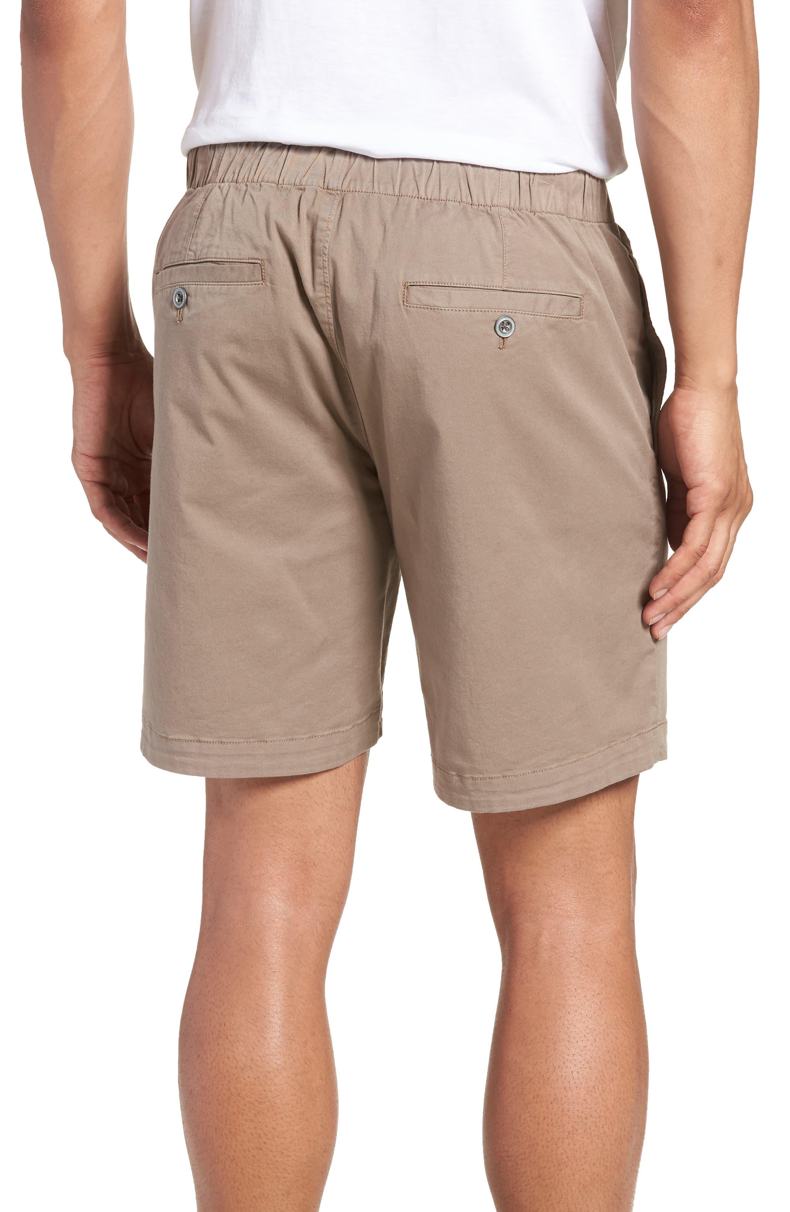7-Inch Beach Shorts,                             Alternate thumbnail 2, color,                             Desert Granite