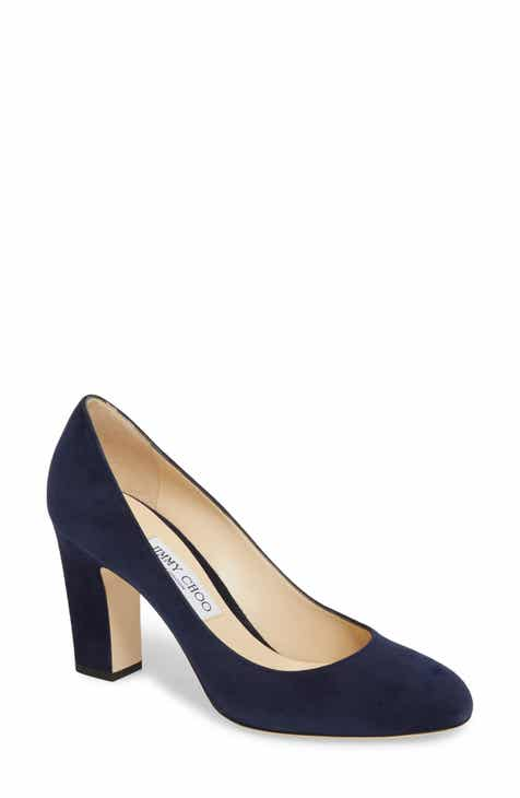 1fb2cbc3e2b8 Jimmy Choo Billie Block Heel Pump (Women)