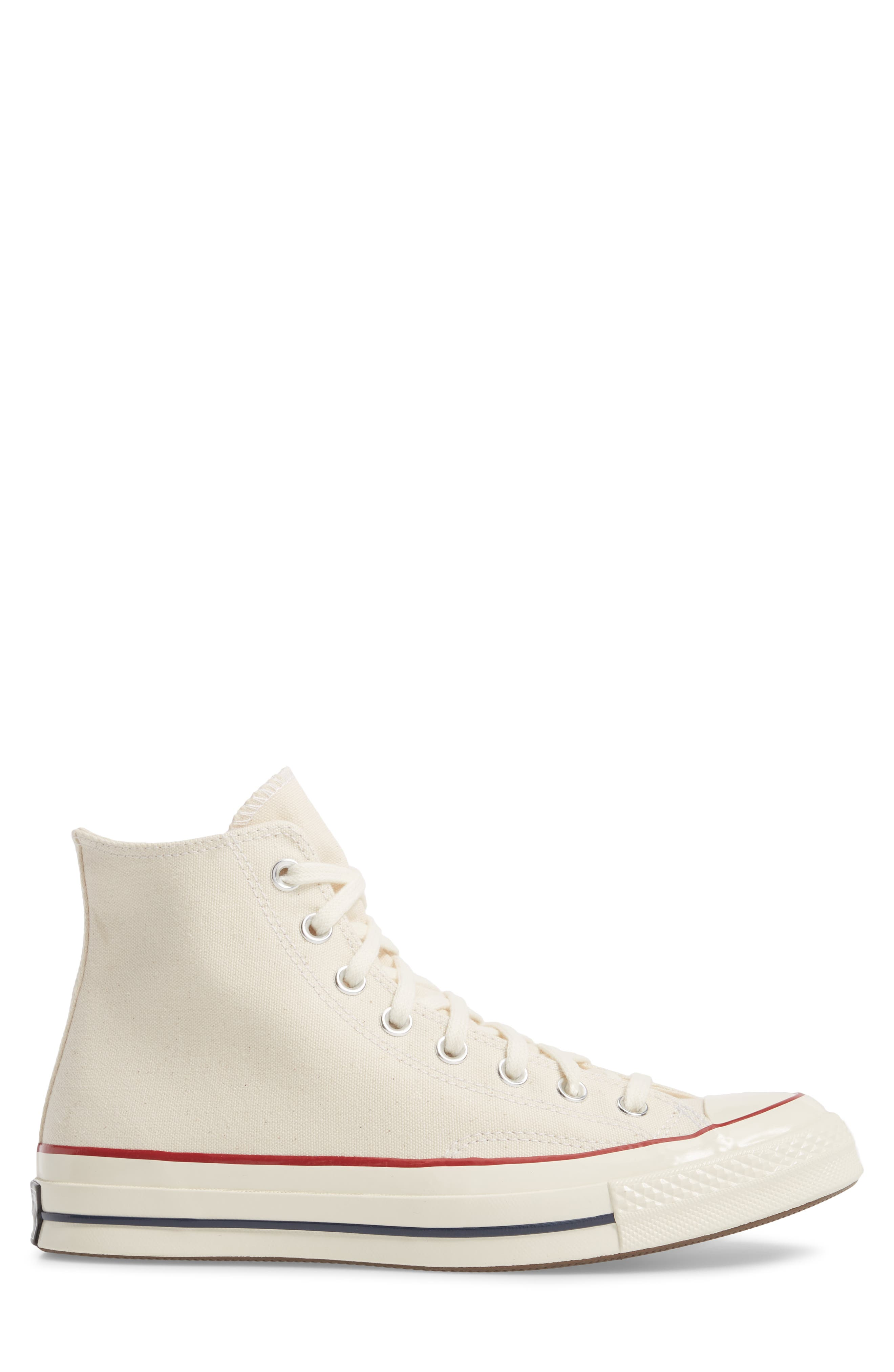 Chuck Taylor<sup>®</sup> All Star<sup>®</sup> 70 High Top Sneaker,                             Alternate thumbnail 3, color,                             Parchment