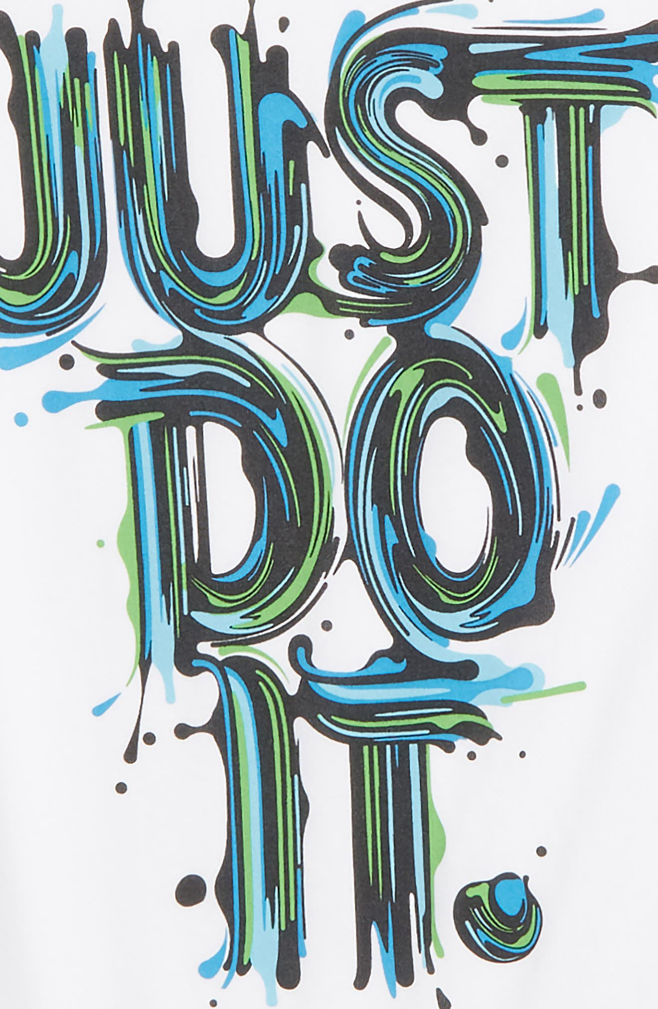 Dry Graphic T-Shirt,                             Alternate thumbnail 2, color,                             White