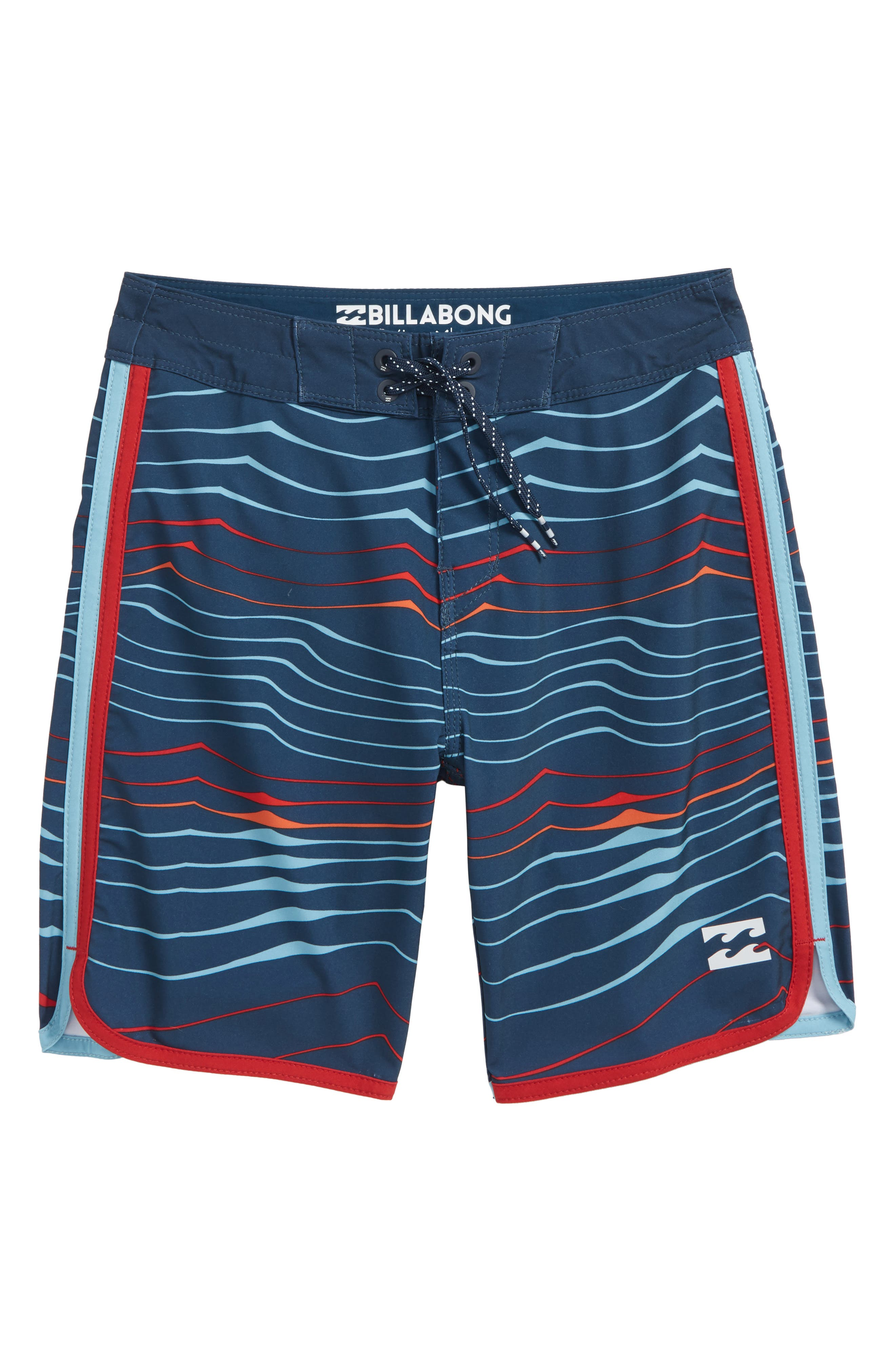 73 X Line Up Board Shorts,                         Main,                         color, Navy
