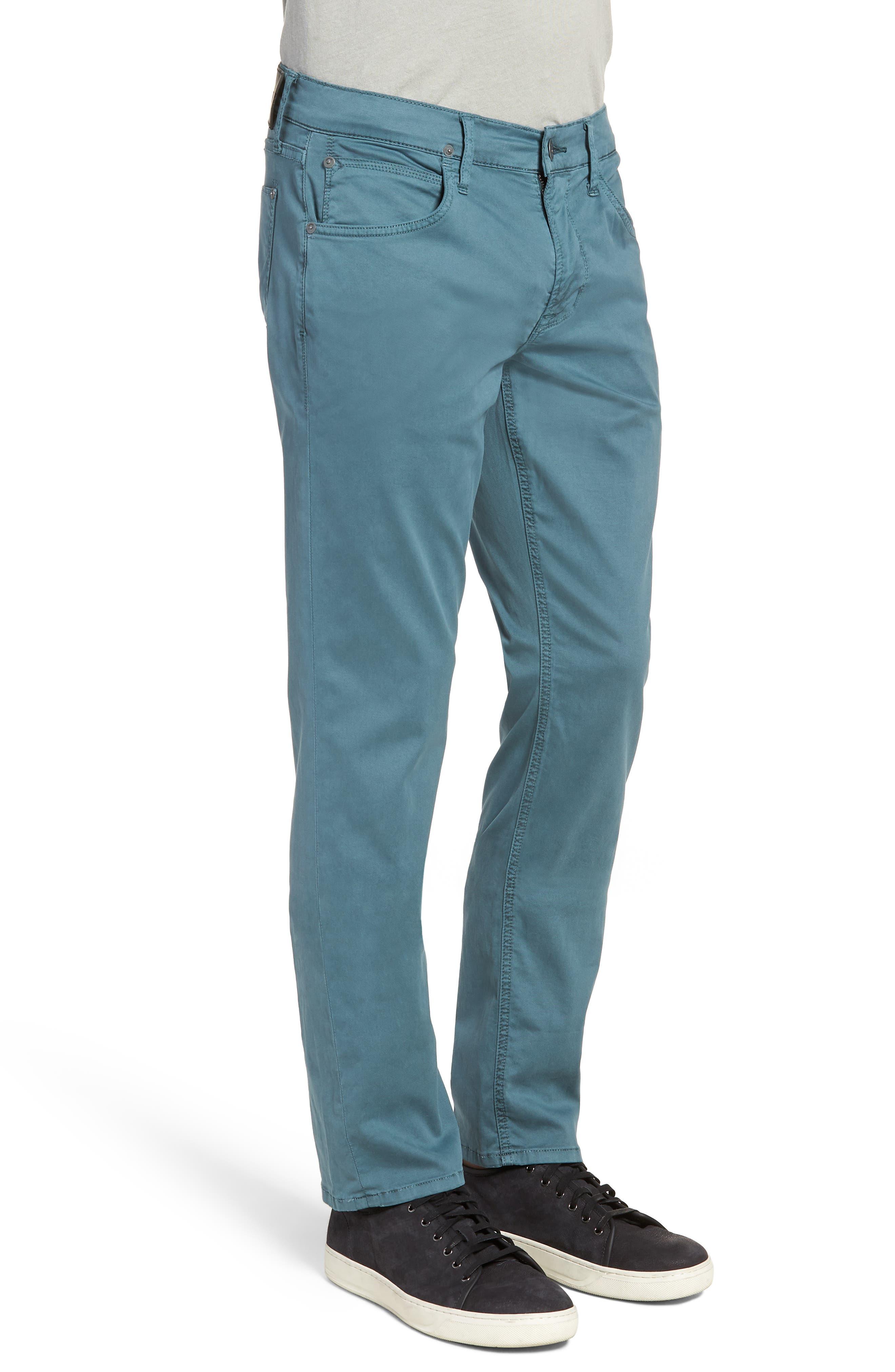 Blake Slim Fit Jeans,                             Alternate thumbnail 3, color,                             Ocean