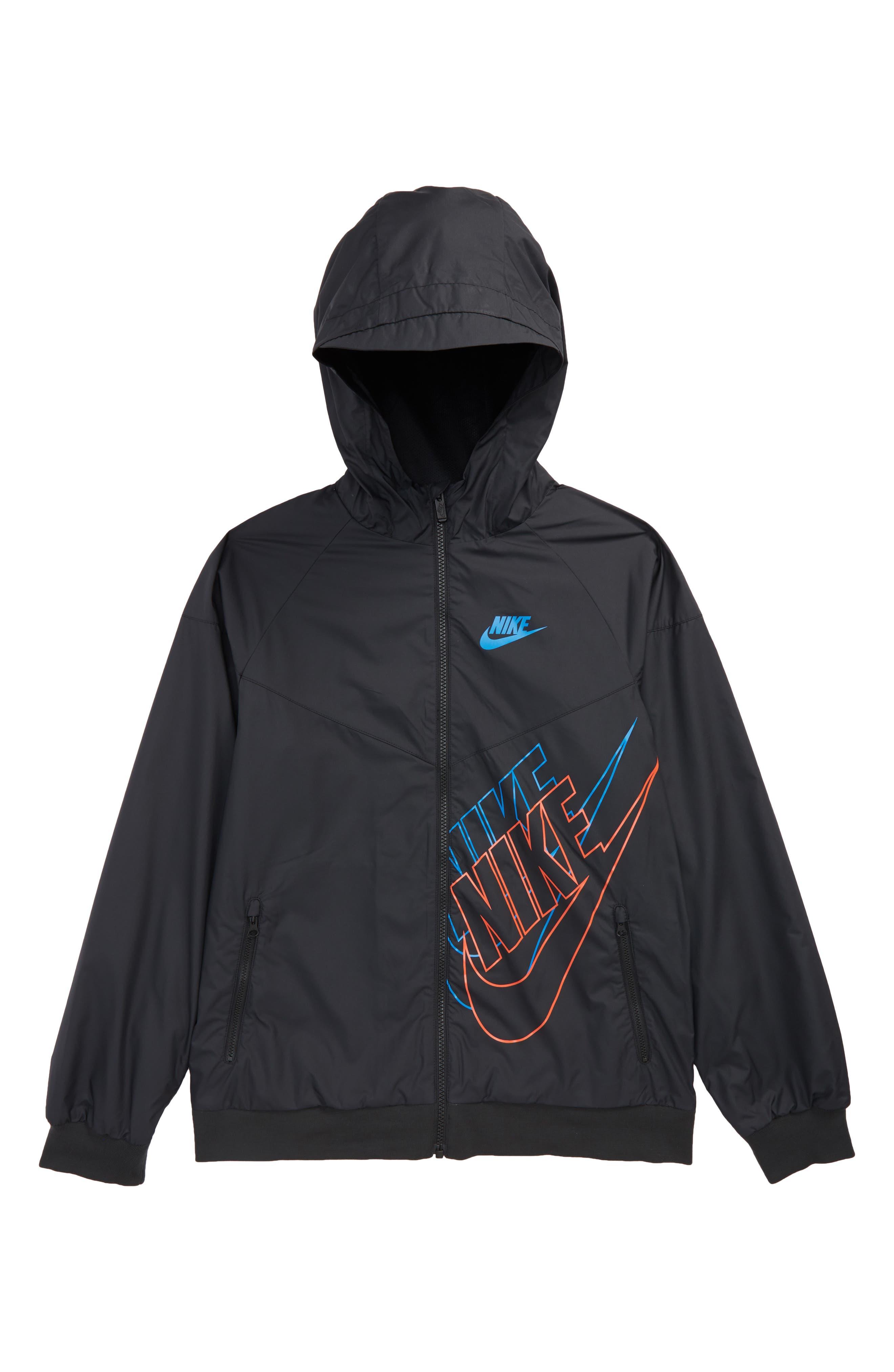 Nike Sportswear Windrunner Jacket (Little Boys & Big Boys)