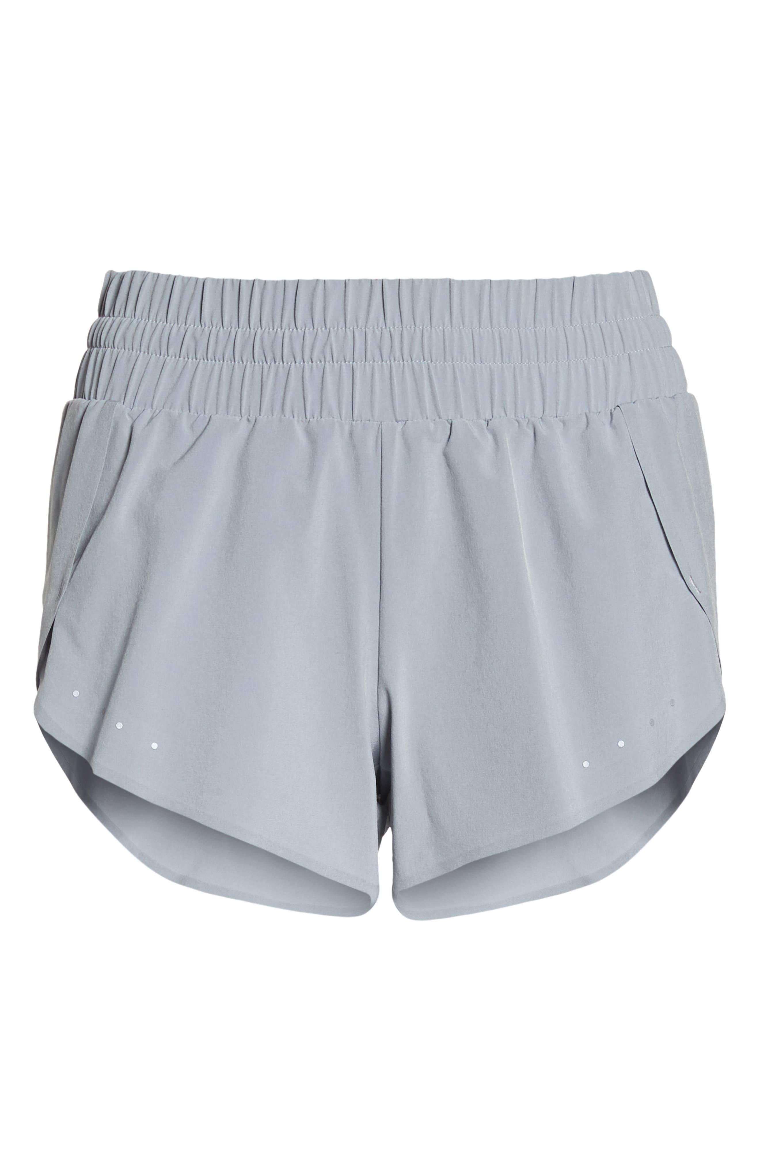 Run Play Shorts,                             Alternate thumbnail 7, color,                             Grey Wolf