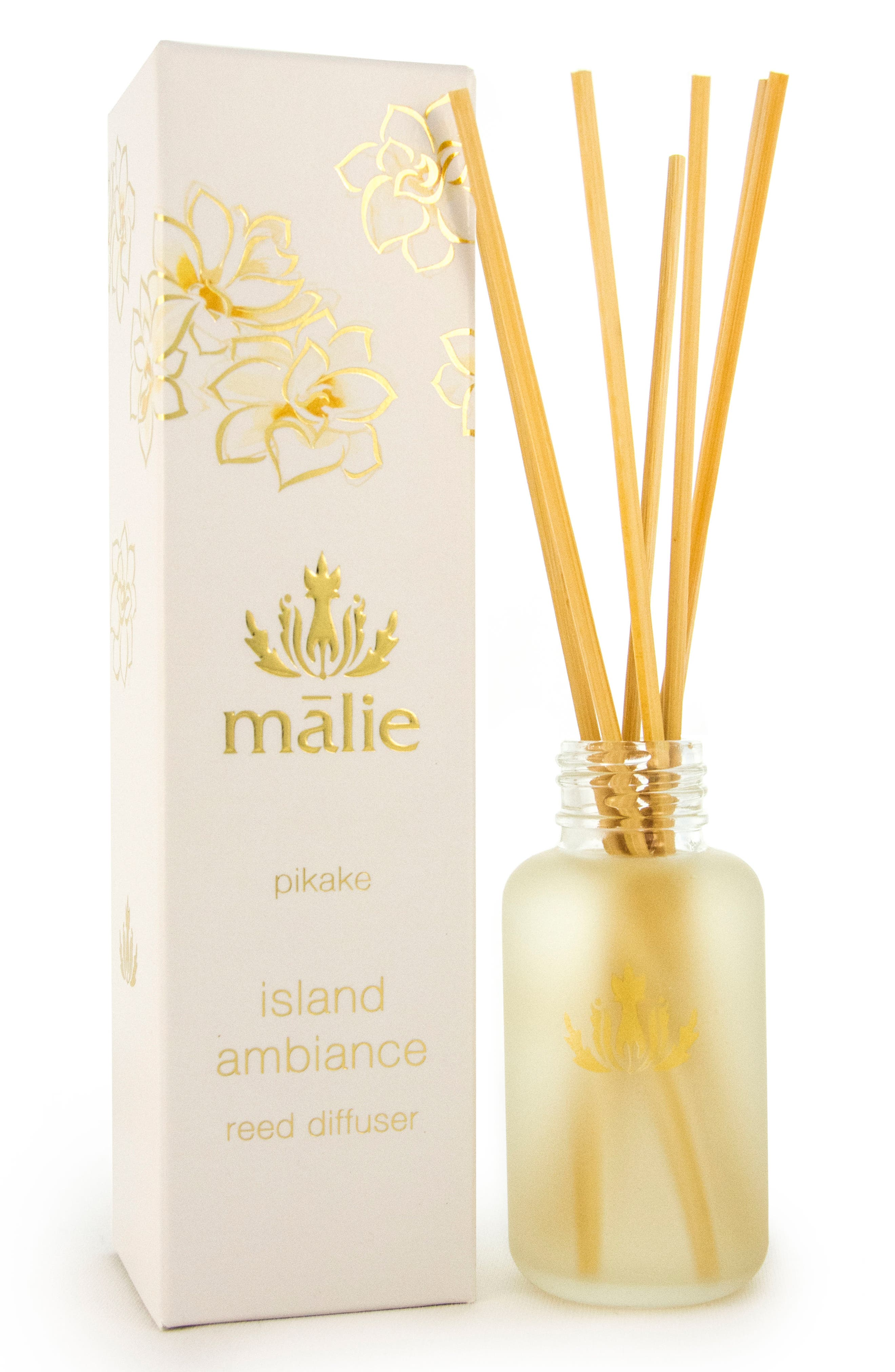 Malie Organics Island Ambience™ Pikake Reed Diffuser
