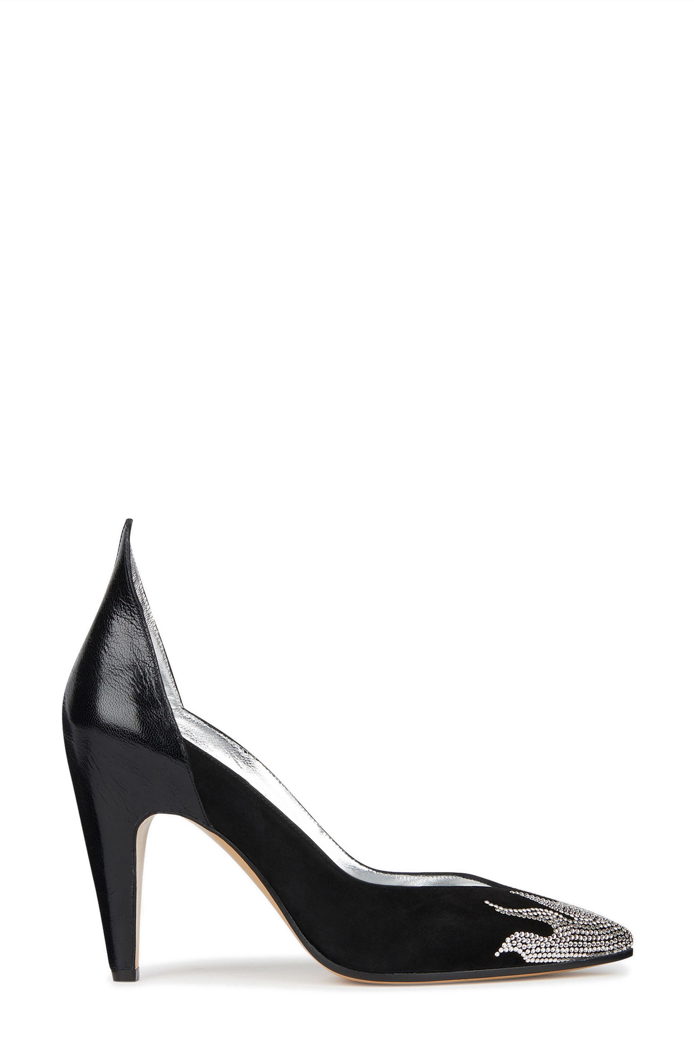 Givenchy GV3 Crystal Embellished Pump (Women)