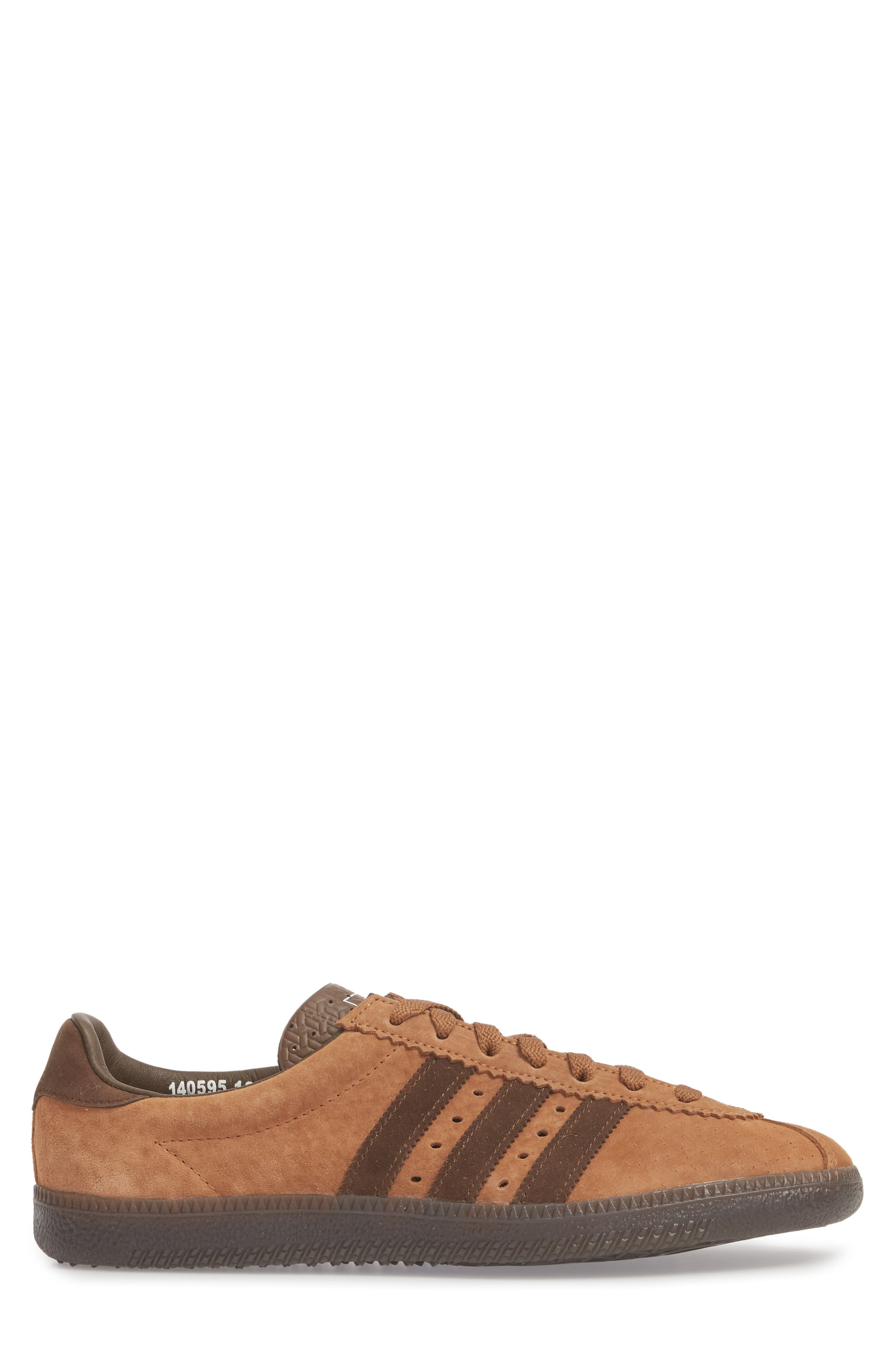 Padiham SPZL Sneaker,                             Alternate thumbnail 3, color,                             Brown