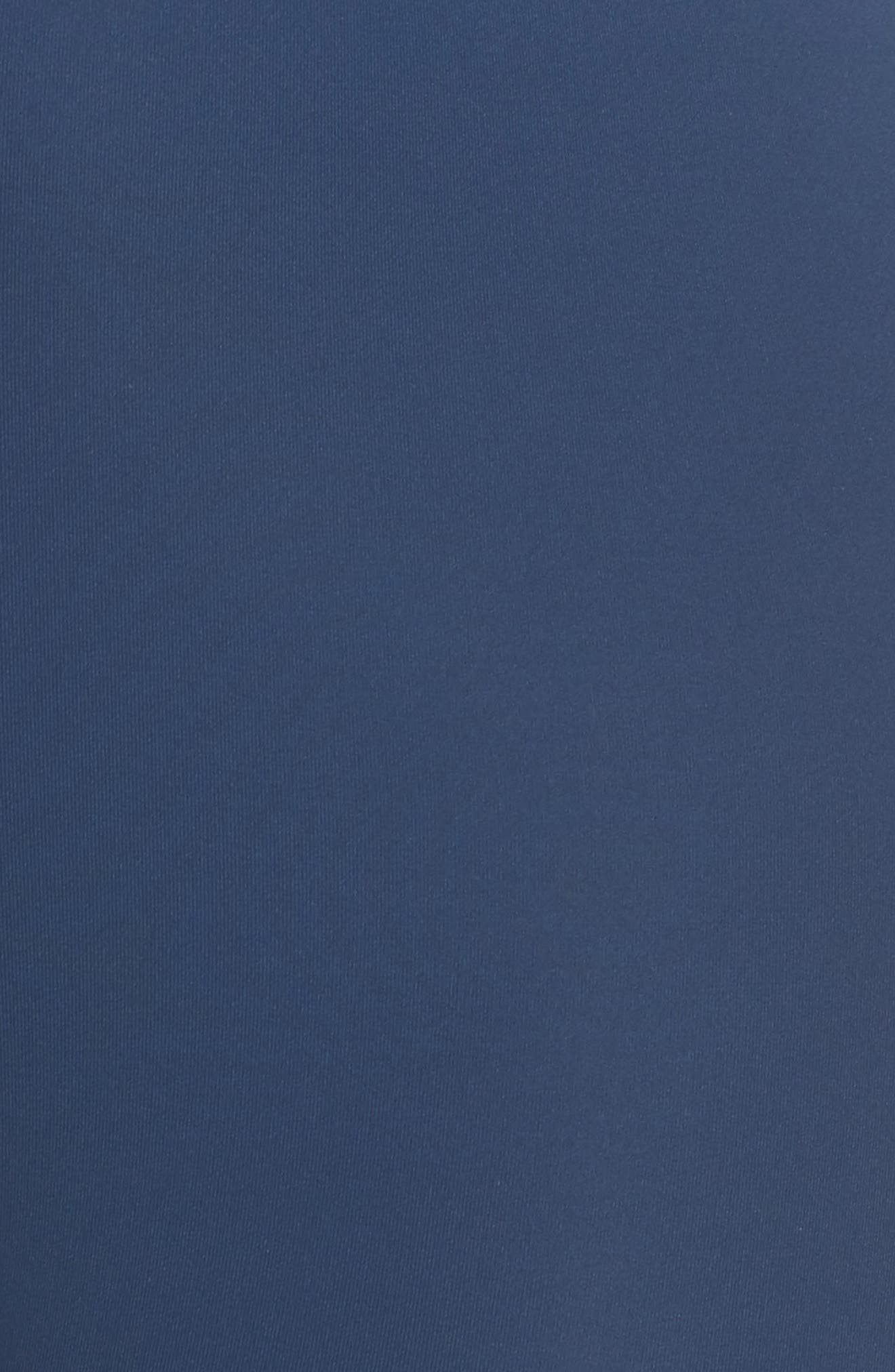 Great Heights Vision High Waist Midi Leggings,                             Alternate thumbnail 4, color,                             Blue Insignia