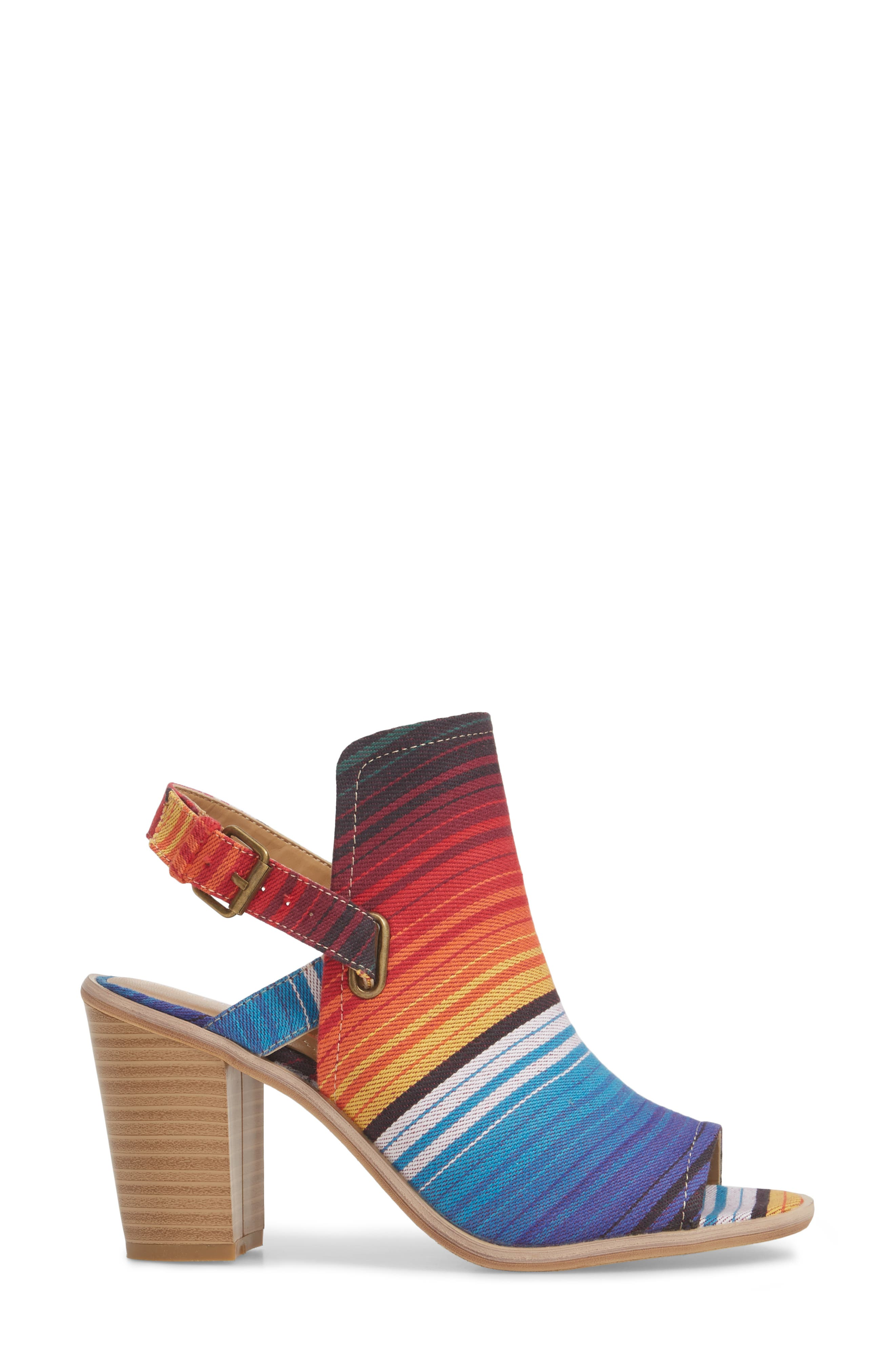 Kerstin Sandal,                             Alternate thumbnail 3, color,                             Serape
