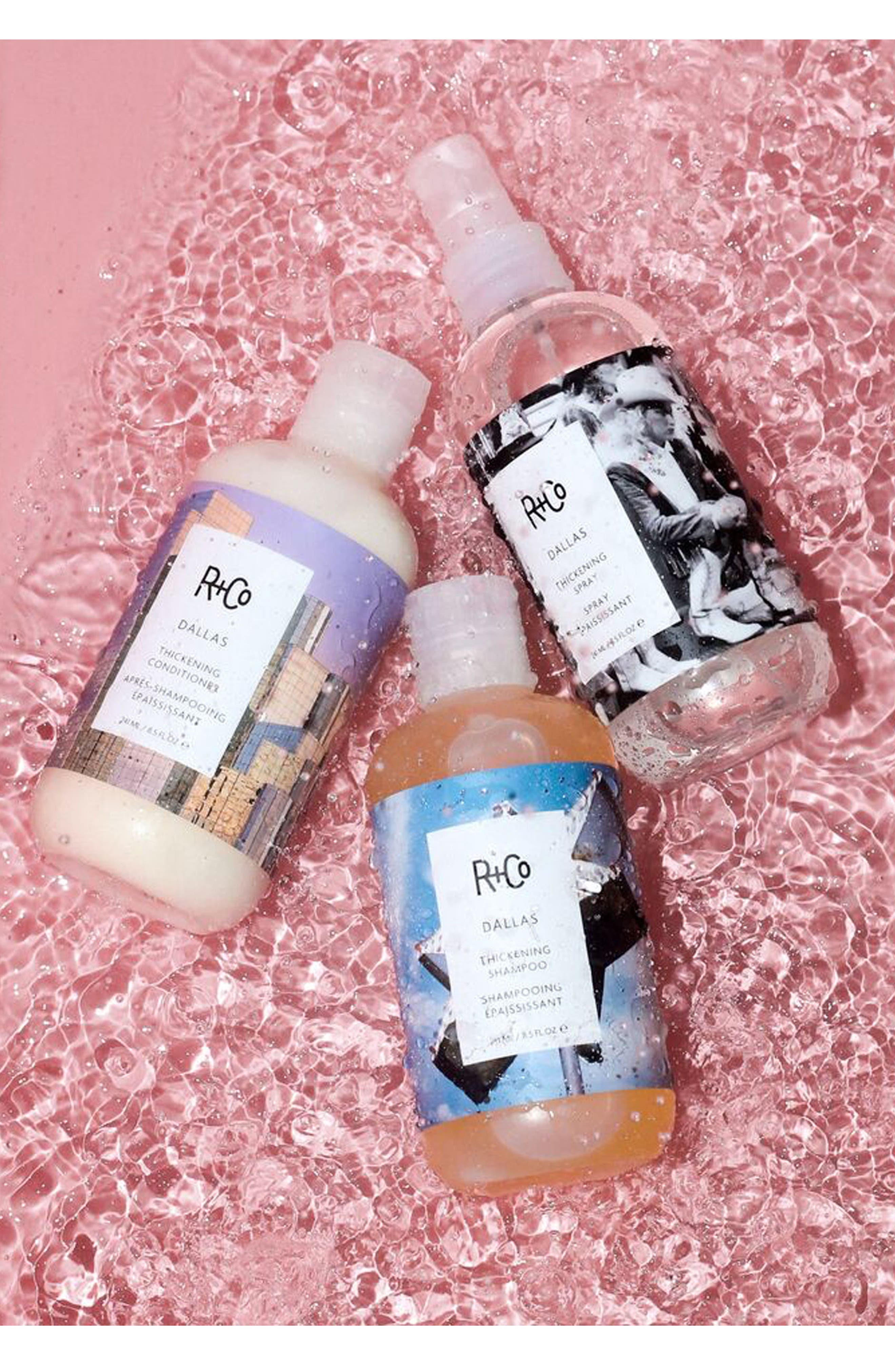 SPACE.NK.apothecary R+Co Dallas Thickening Shampoo,                             Alternate thumbnail 4, color,                             No Color