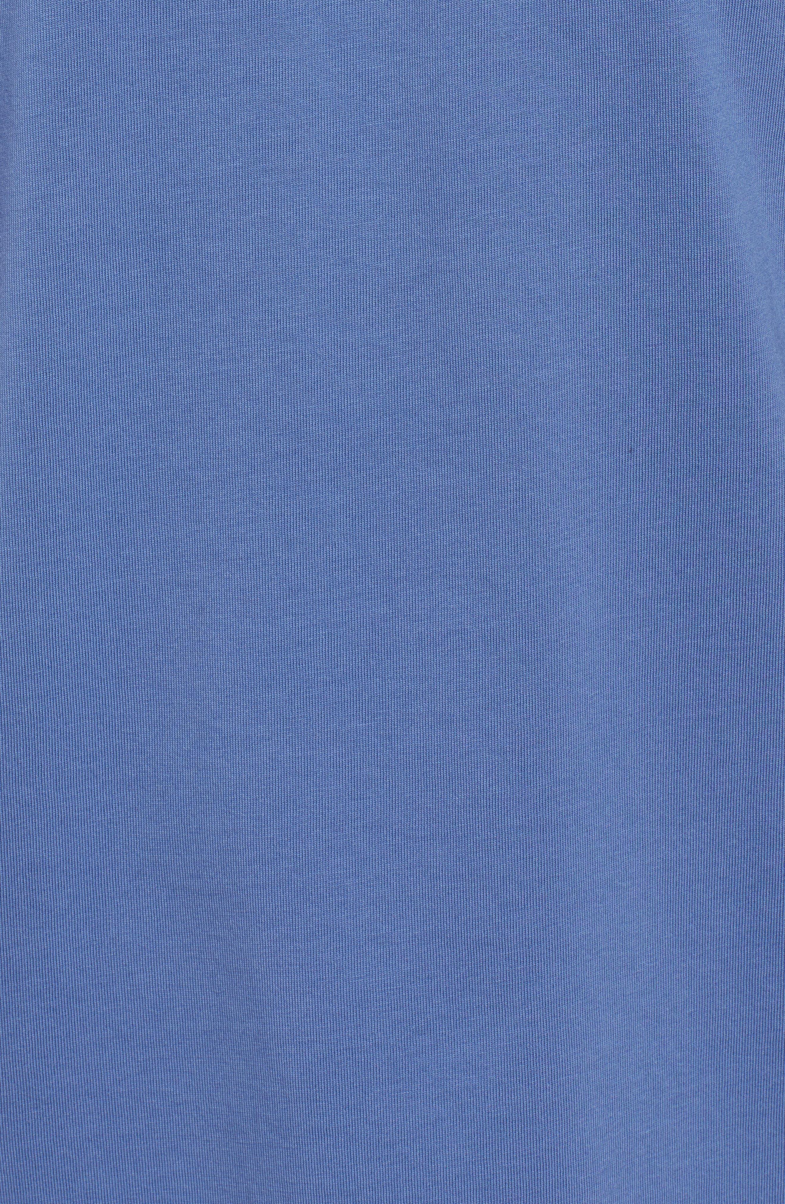 American Sportfisher T-Shirt,                             Alternate thumbnail 5, color,                             Moonshine