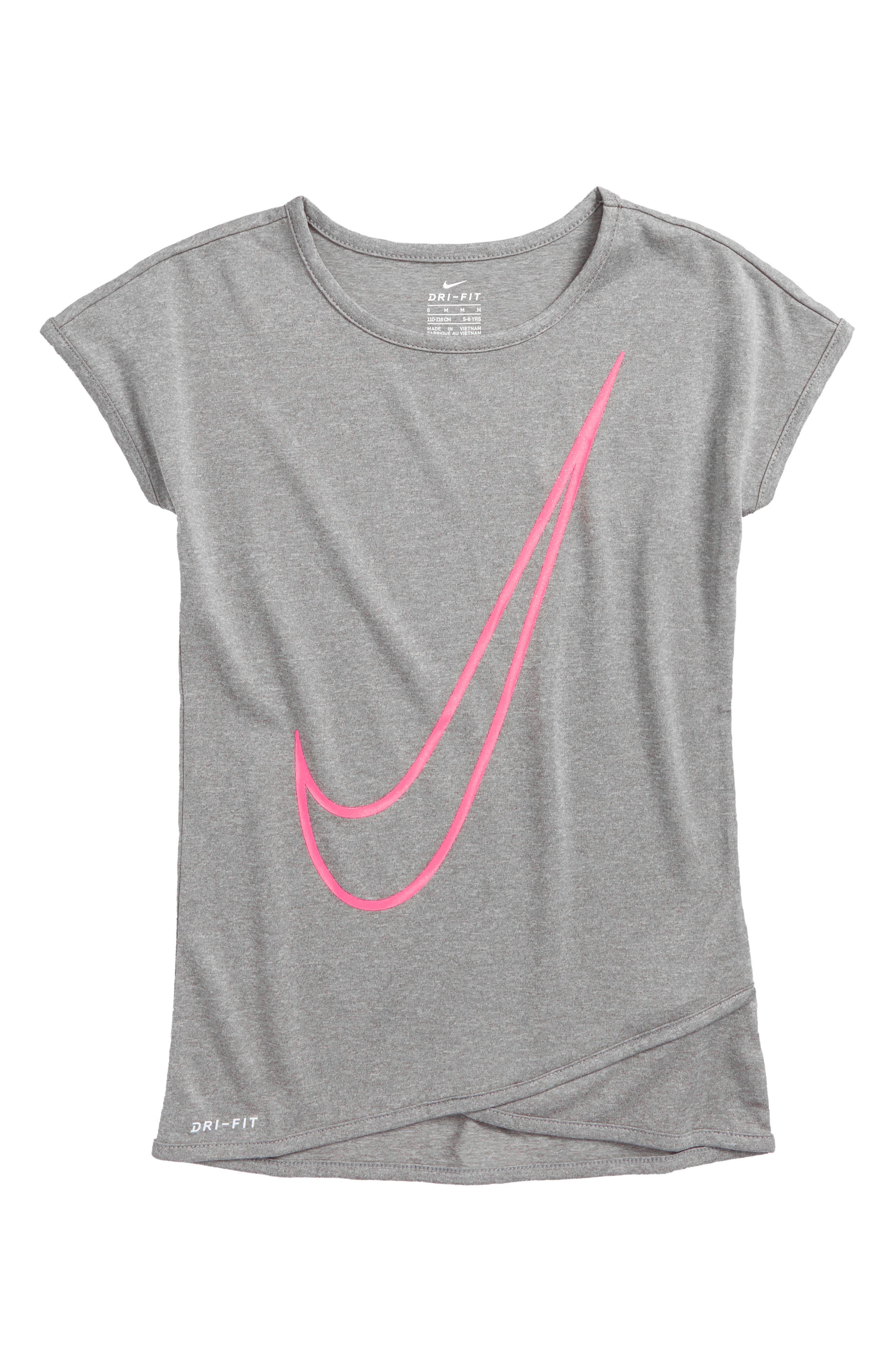 Nike Dry Crossover Tunic (Toddler Girls & Little Girls)