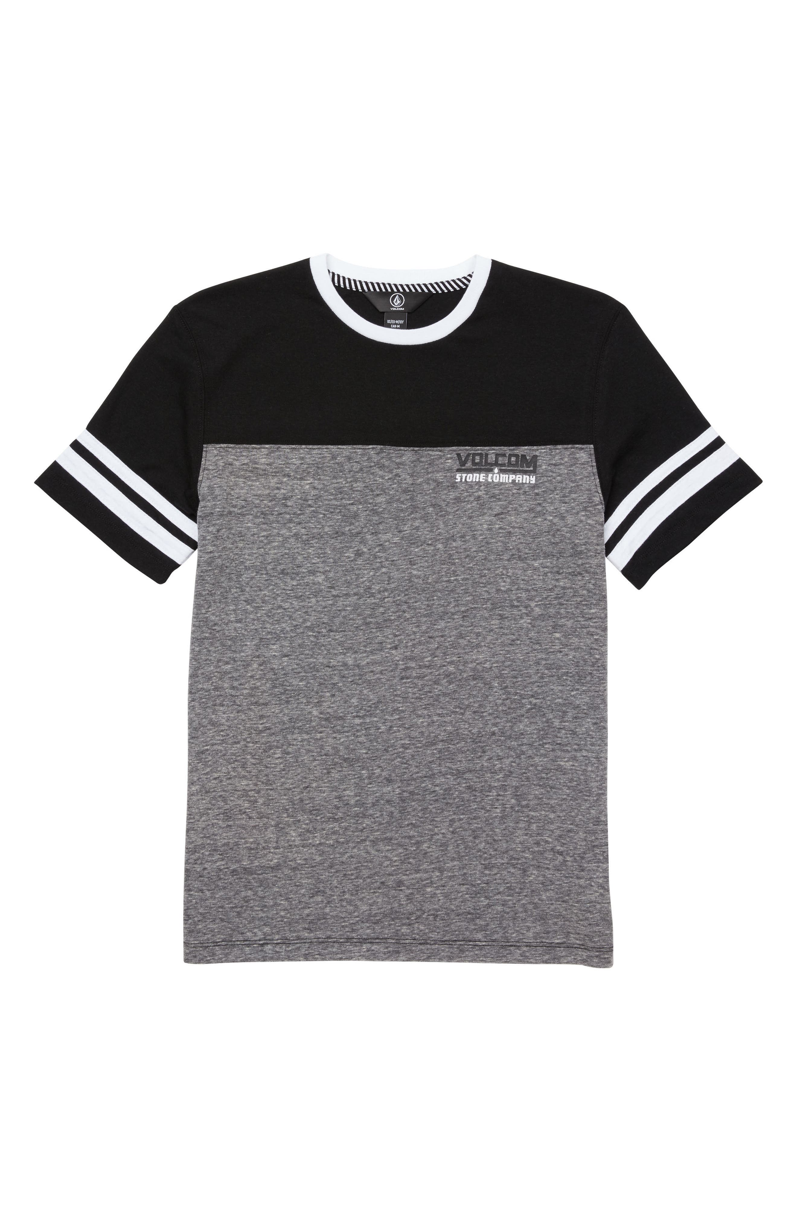 Walden Crewneck Shirt,                         Main,                         color, Black