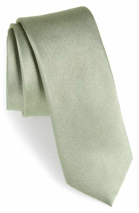 3b4d5ecb72304 The Tie Bar Solid Silk Tie