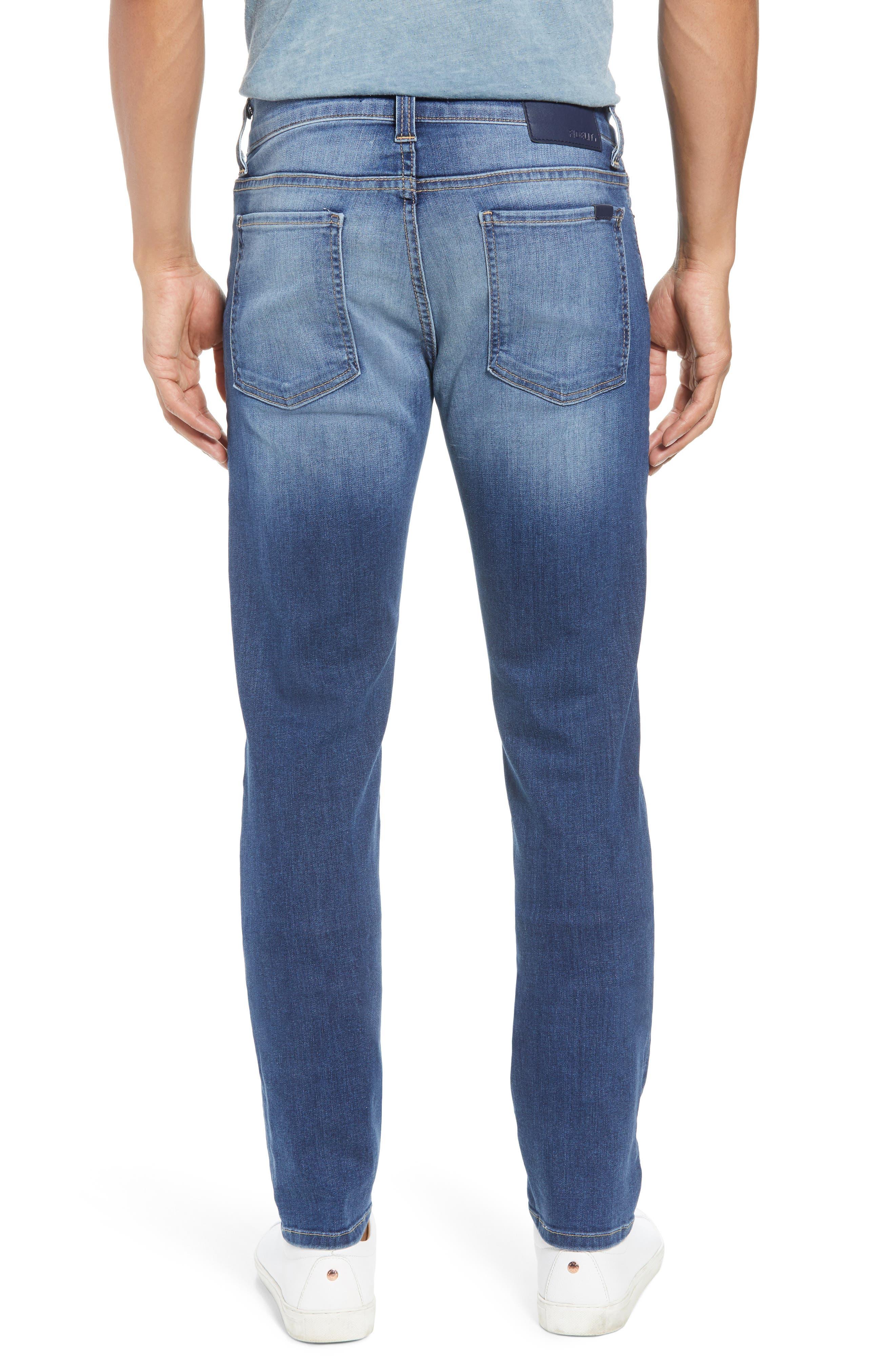 Torino Slim Fit Jeans,                             Alternate thumbnail 2, color,                             Elysium Blue