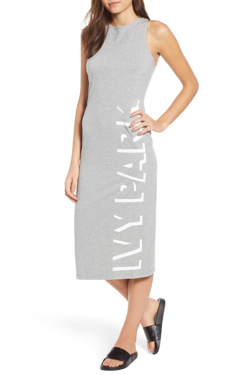 Shadow Logo Dress