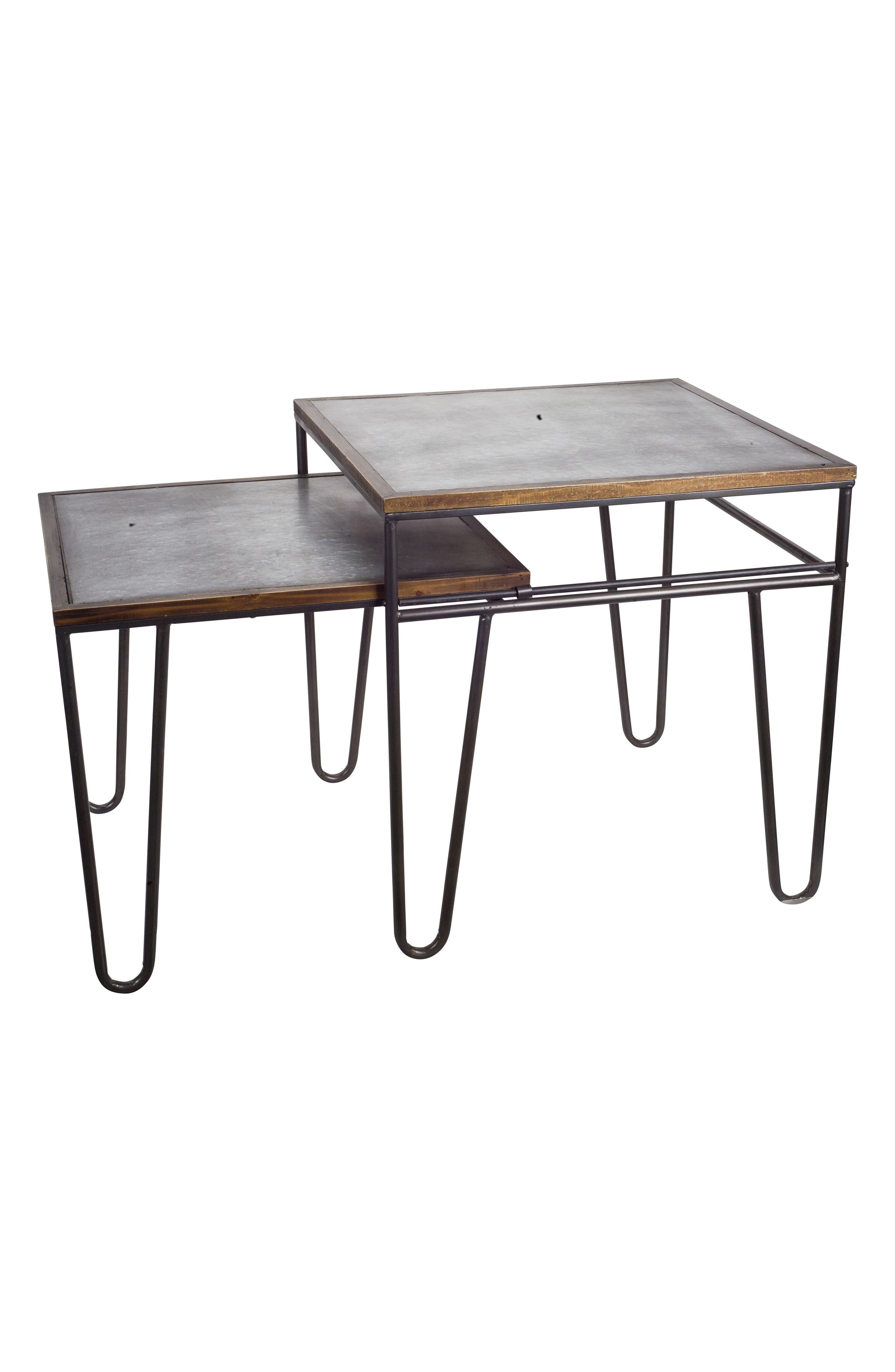 Accent Table,                             Main thumbnail 1, color,                             Grey