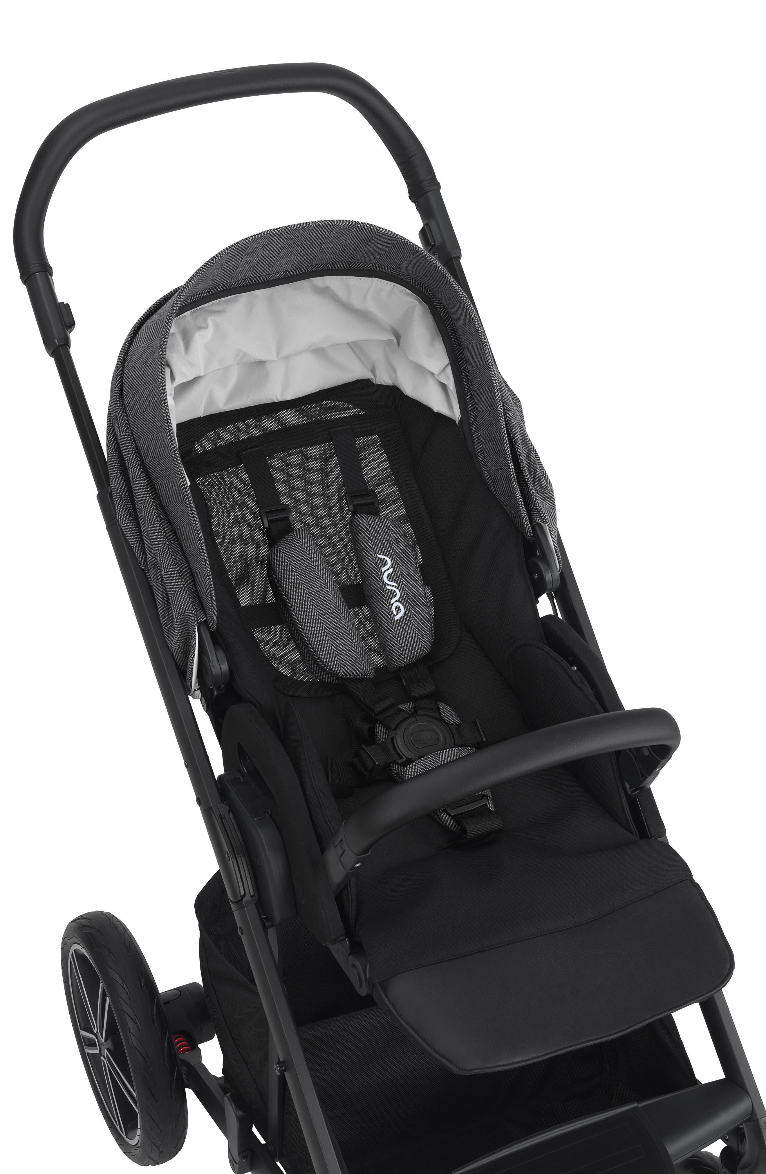 2019 MIXX<sup>™</sup> Stroller & PIPA<sup>™</sup> Lite LX Infant Car Seat Set Travel System,                             Alternate thumbnail 2, color,                             Verona Caviar
