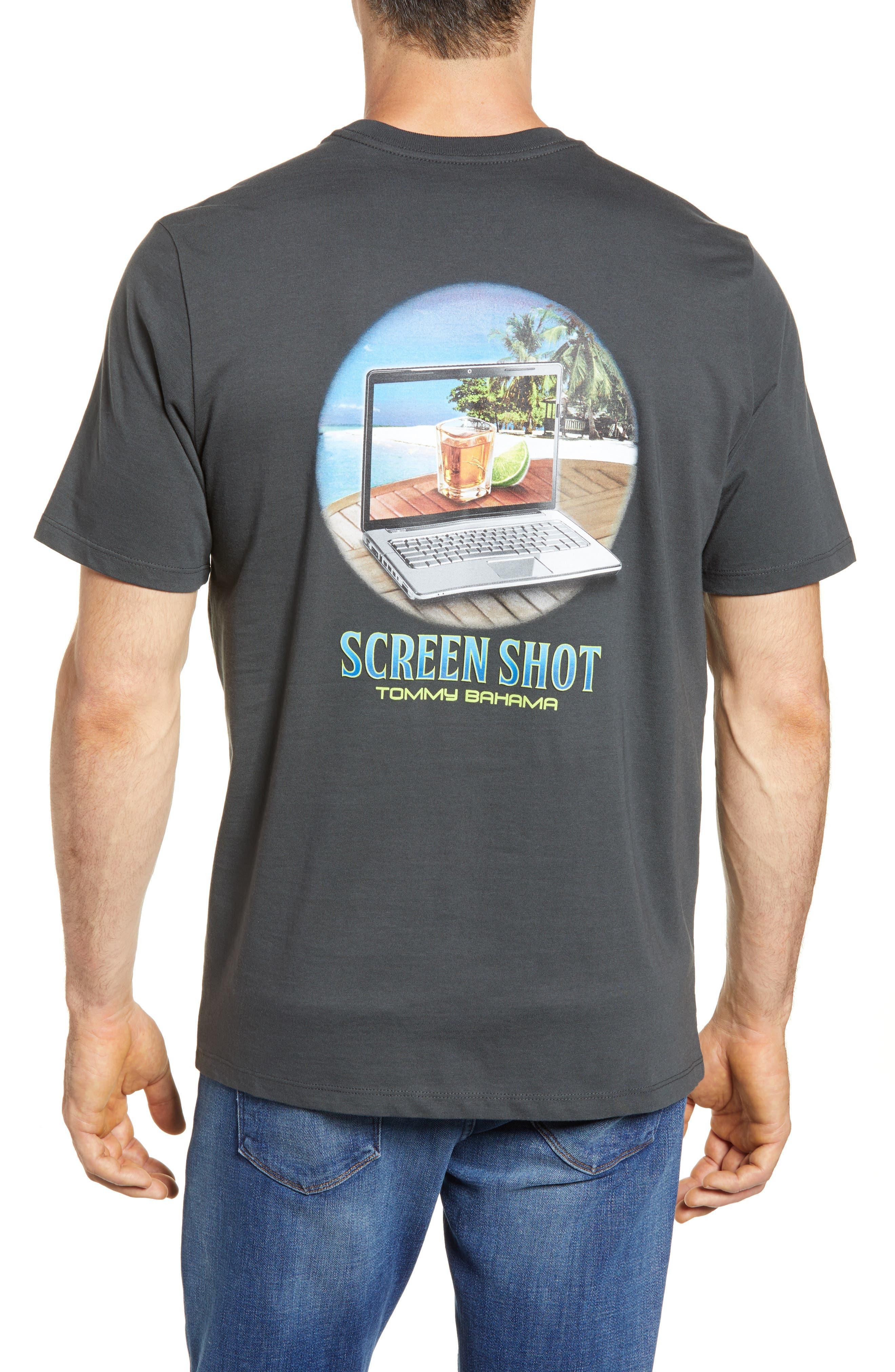 Digital T-Shirt,                             Alternate thumbnail 2, color,                             Coal