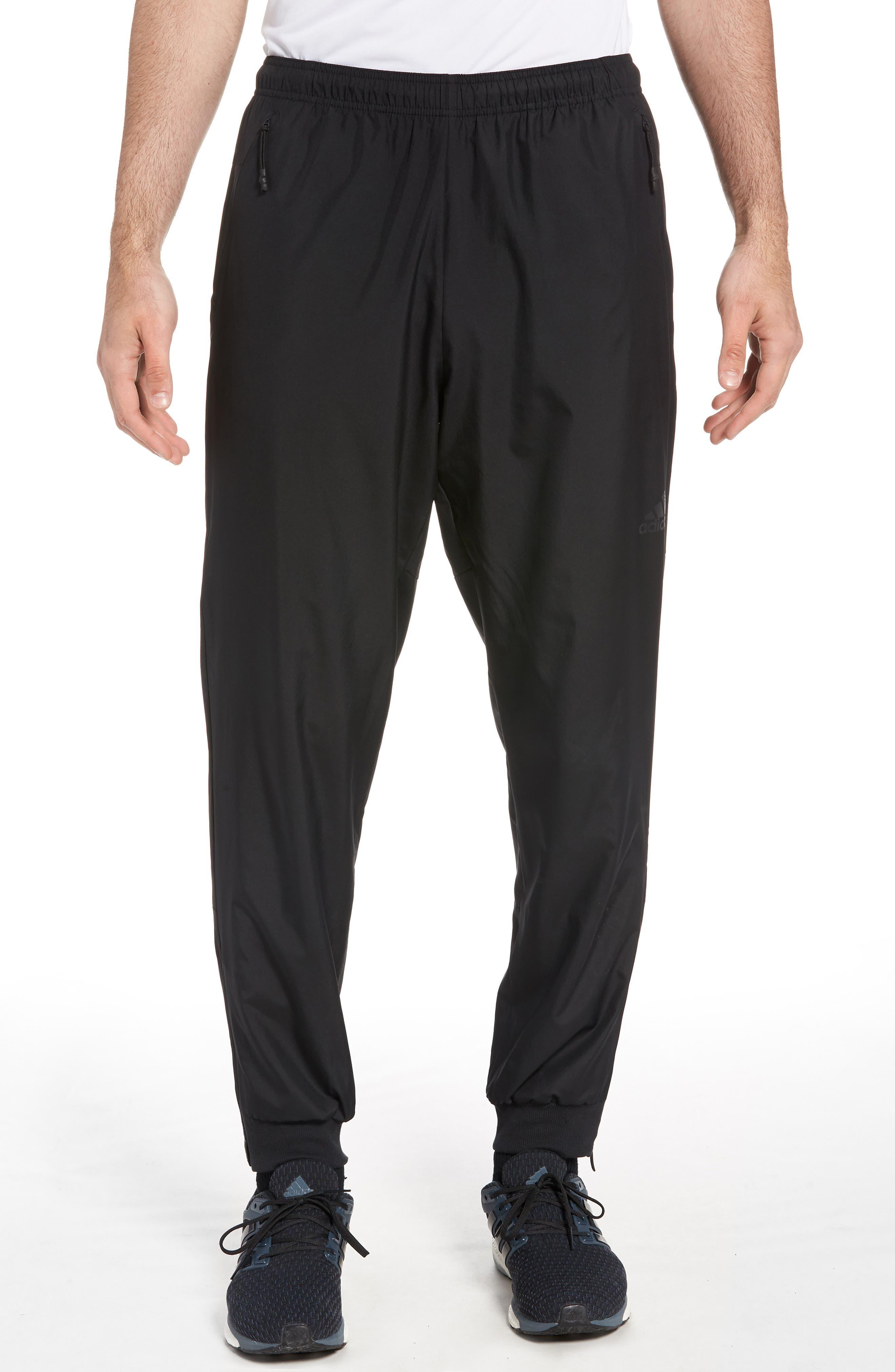 Slim Fit Sweatpants,                         Main,                         color, Black