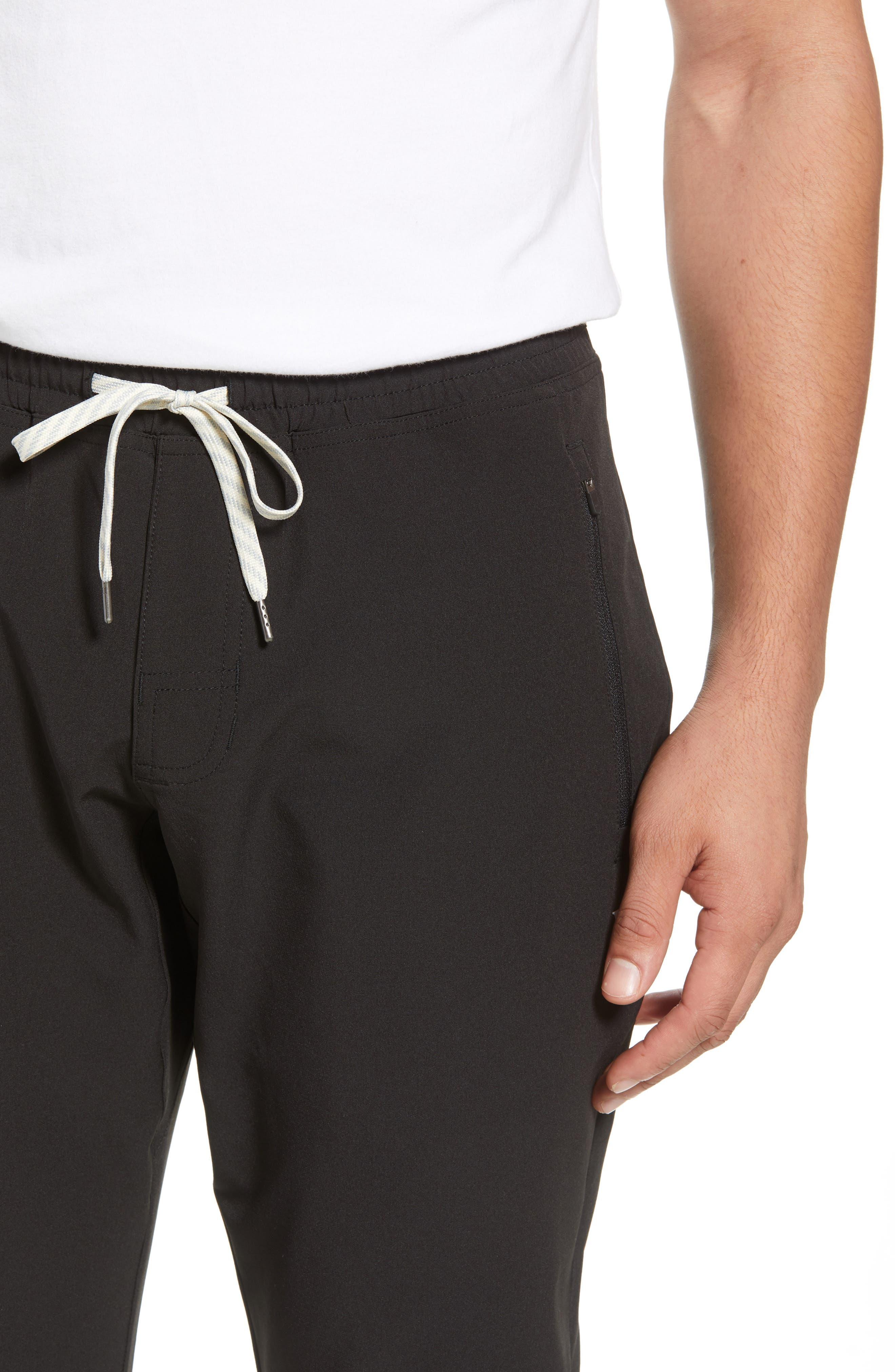 Transit Jogger Pants,                             Alternate thumbnail 4, color,                             Black