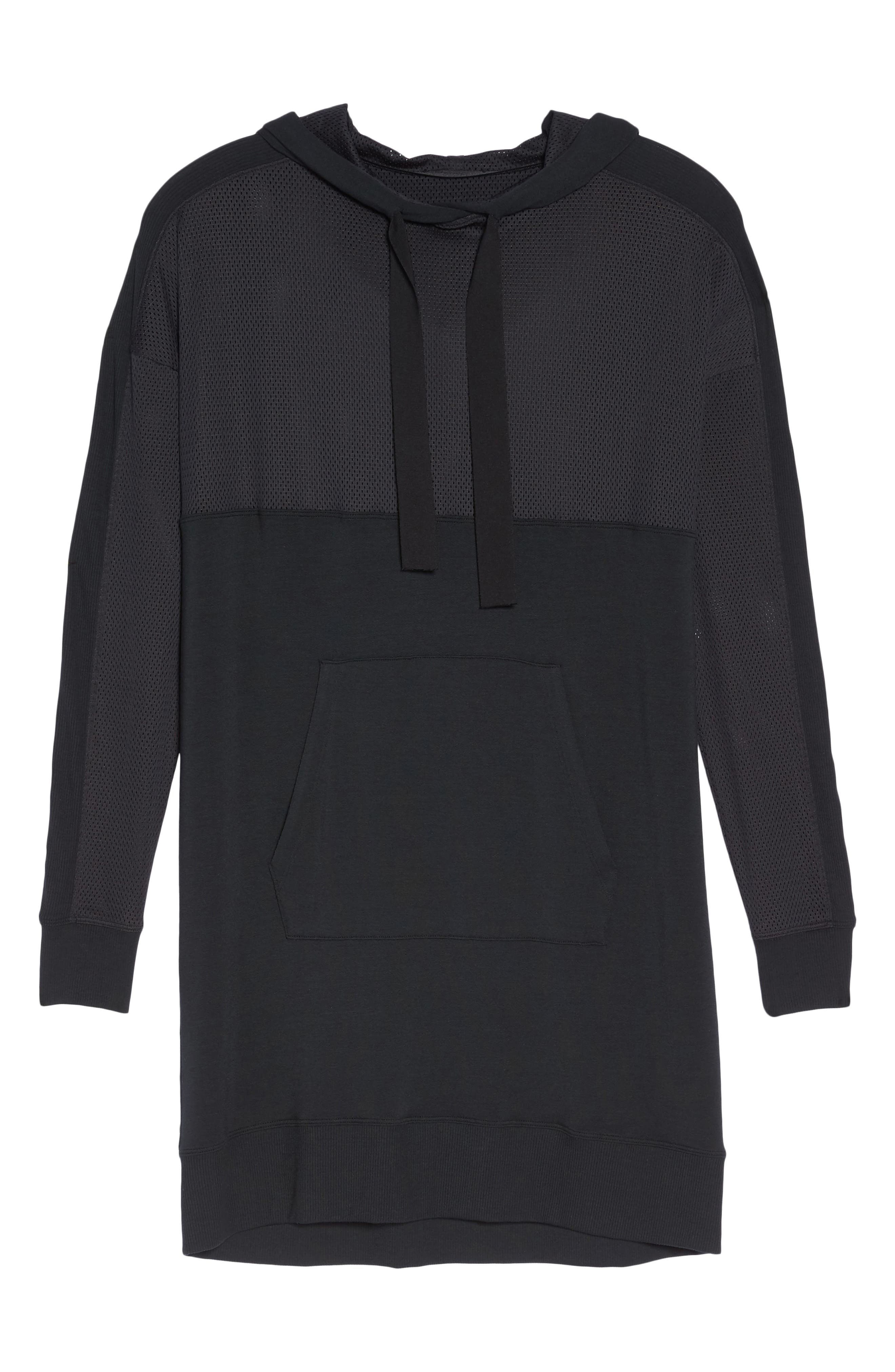 Range Dress,                             Alternate thumbnail 7, color,                             Black