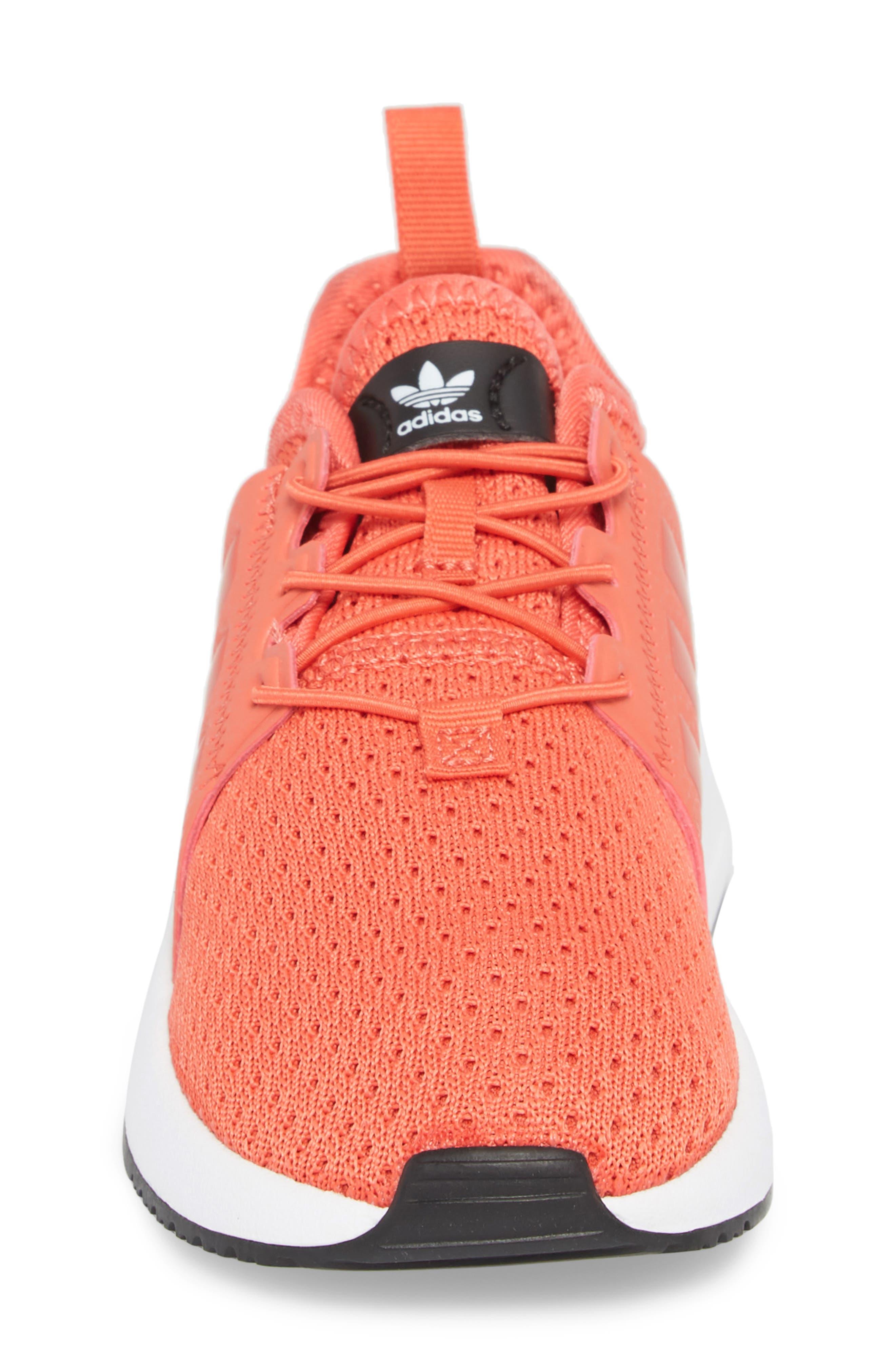 X_PLR Sneaker,                             Alternate thumbnail 3, color,                             Trace Scarlet/ White