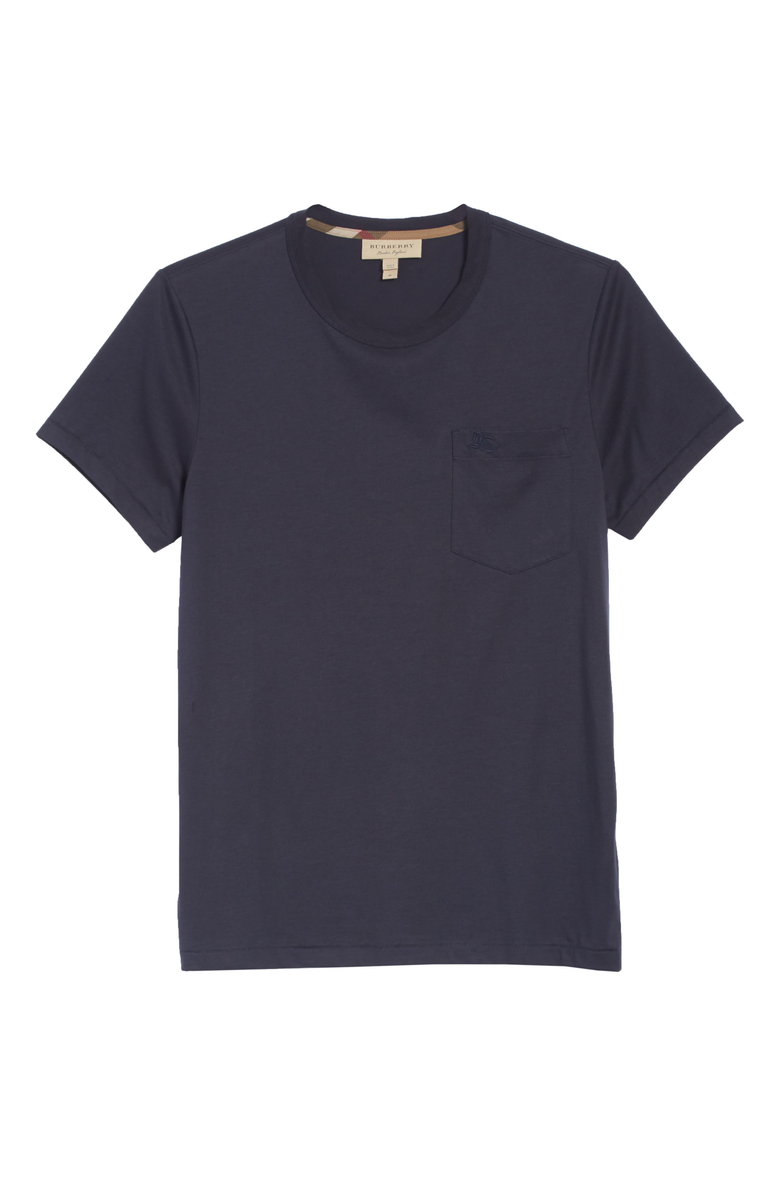 Henton T-Shirt,                             Alternate thumbnail 6, color,                             Navy