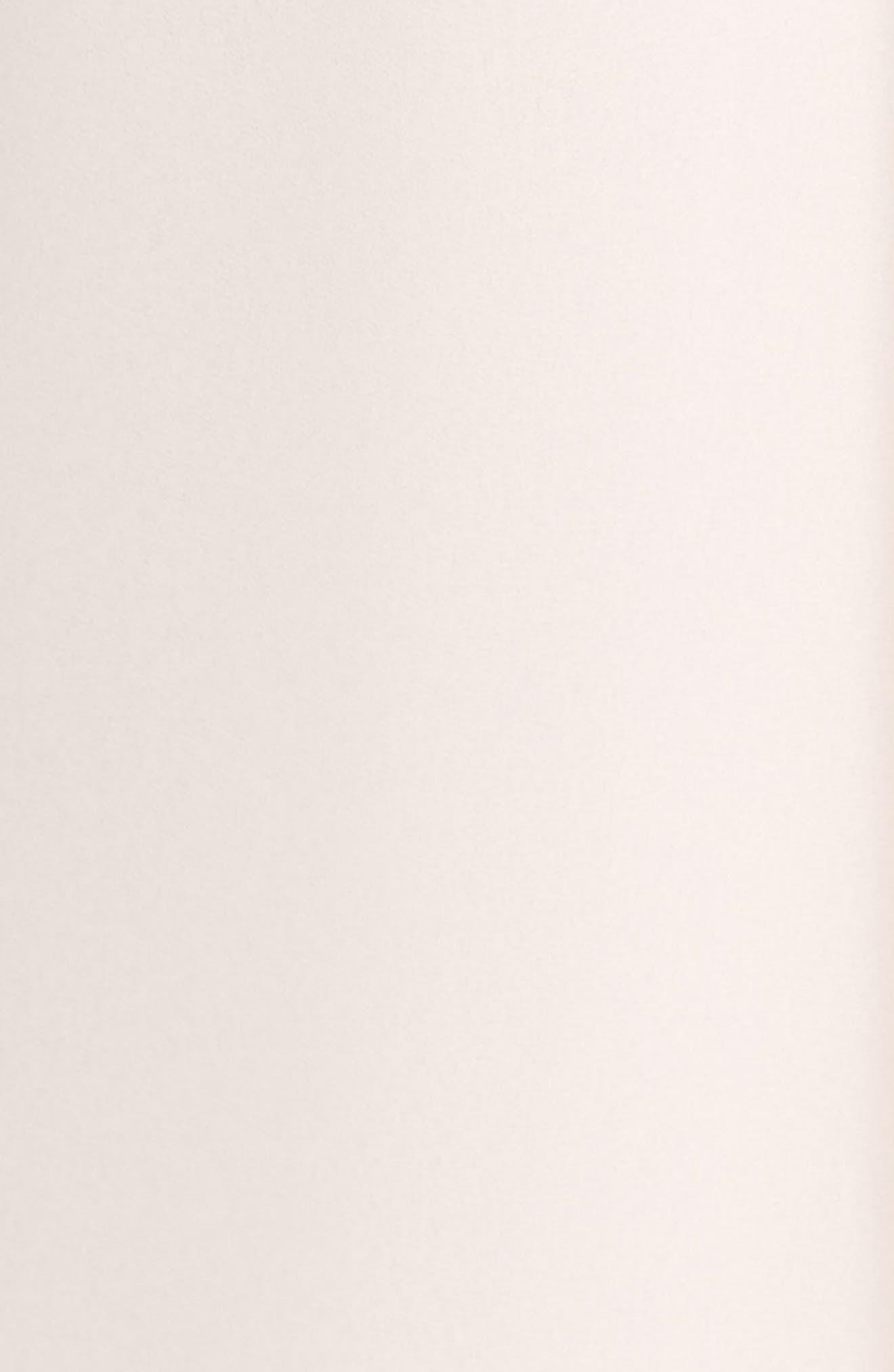 Freida Off the Shoulder Maxi Dress,                             Alternate thumbnail 5, color,                             Peach Blush