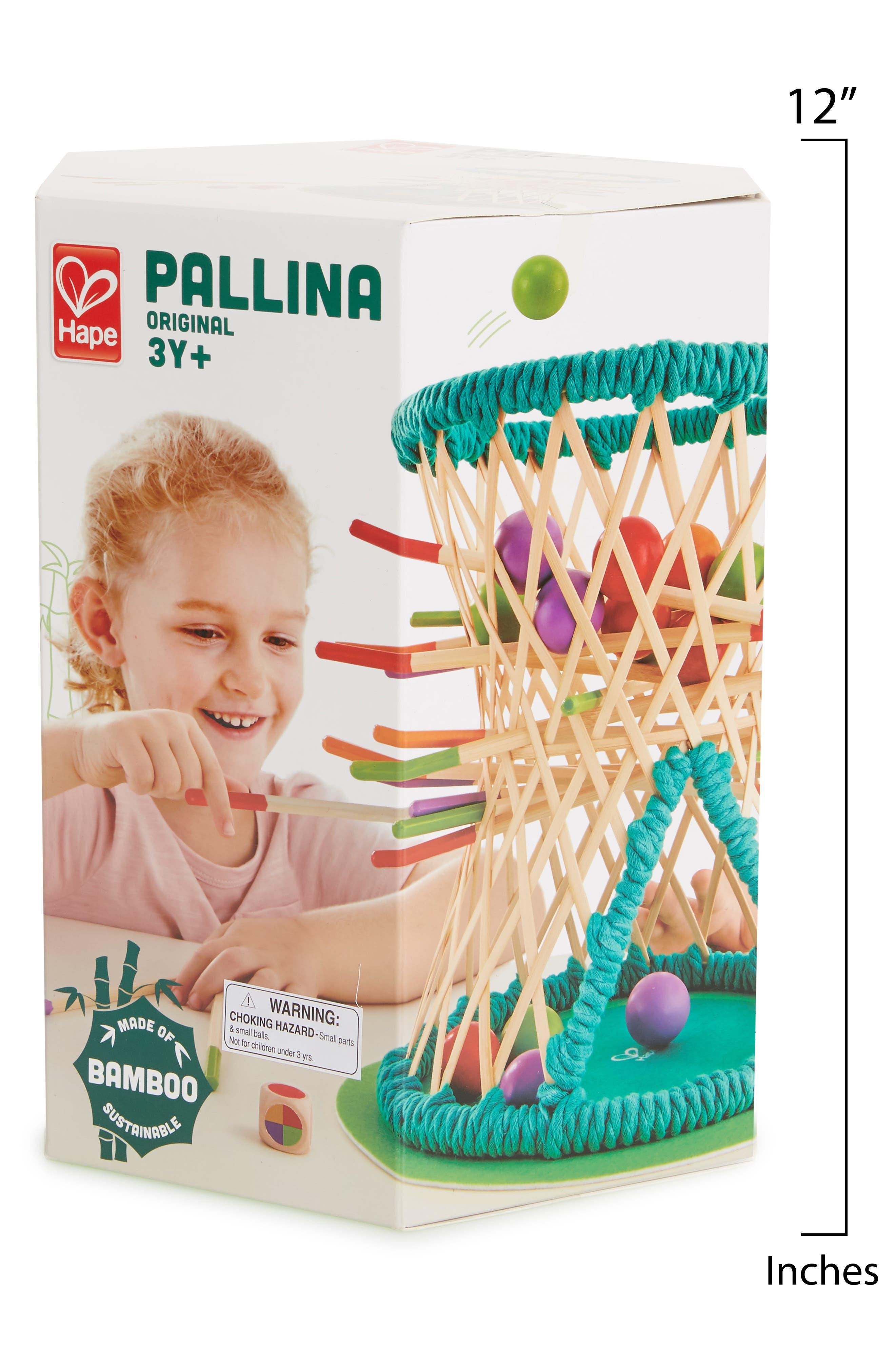 Pallina Original 39-Piece Stick and Ball Game,                             Alternate thumbnail 2, color,                             Green