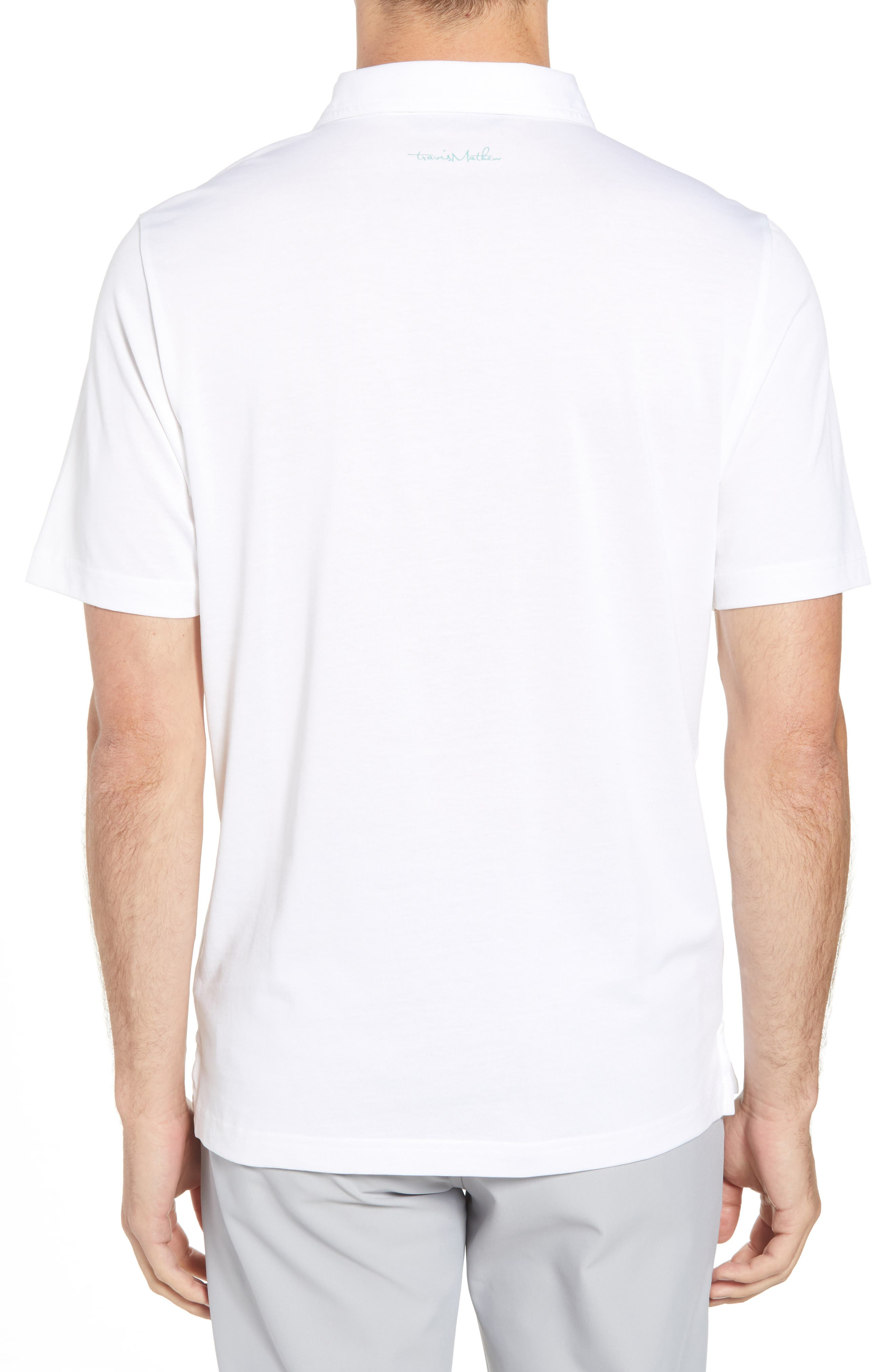 Not 4 Everyone Regular Fit Polo,                             Alternate thumbnail 2, color,                             White