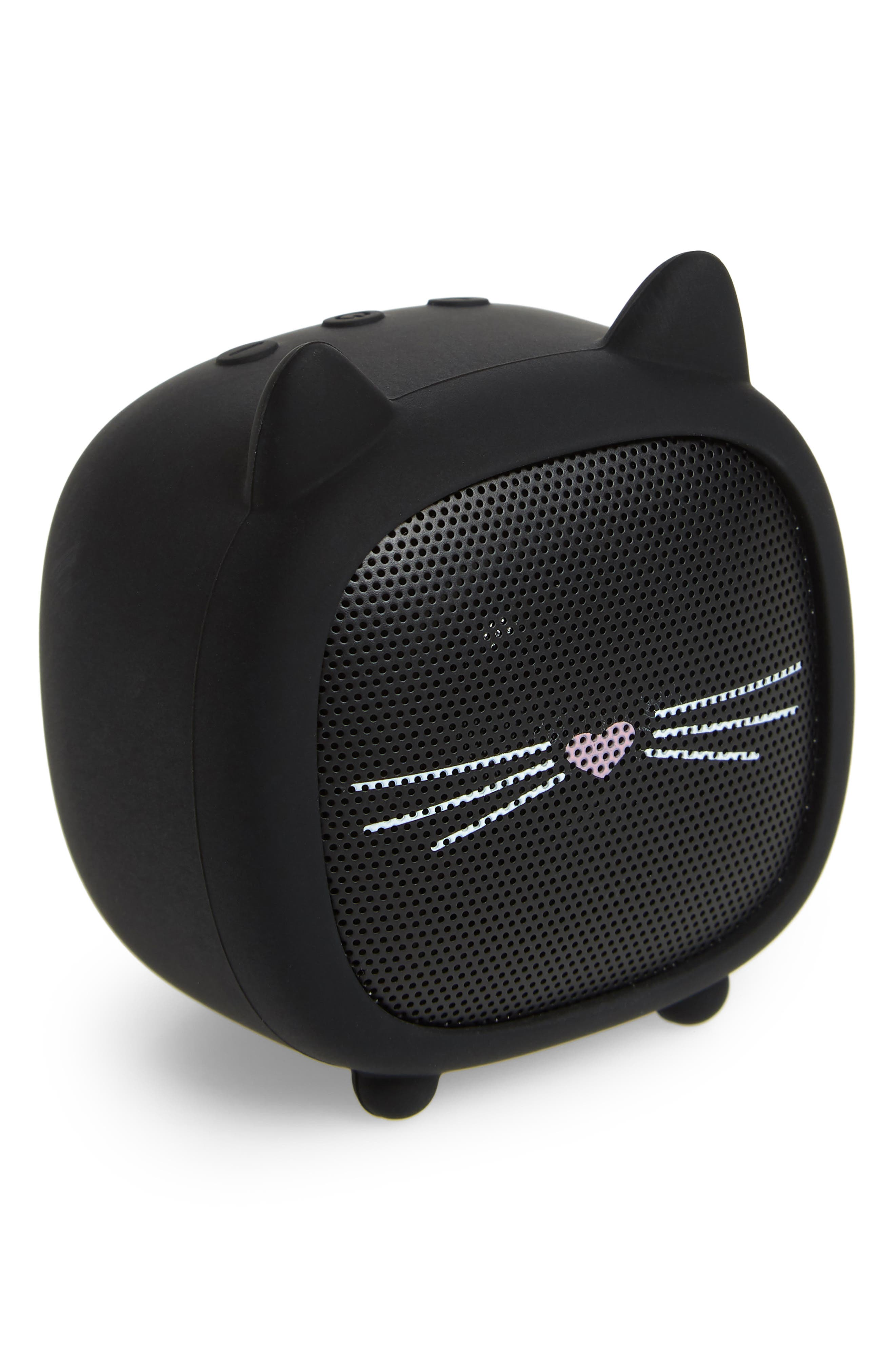 kate spade new york cat bluetooth speaker