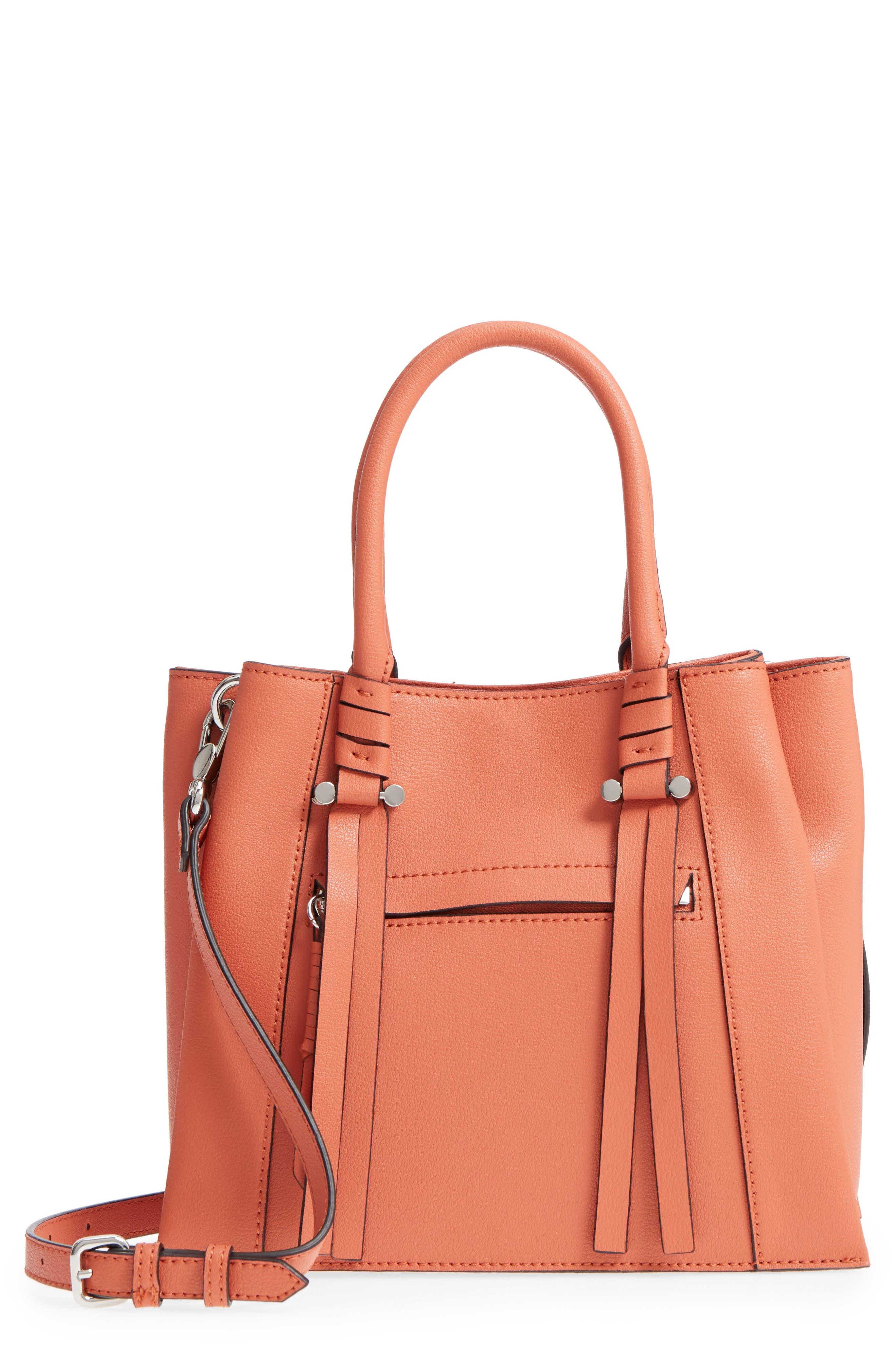 Everly Mini Shoulder Bag,                             Main thumbnail 1, color,                             Red