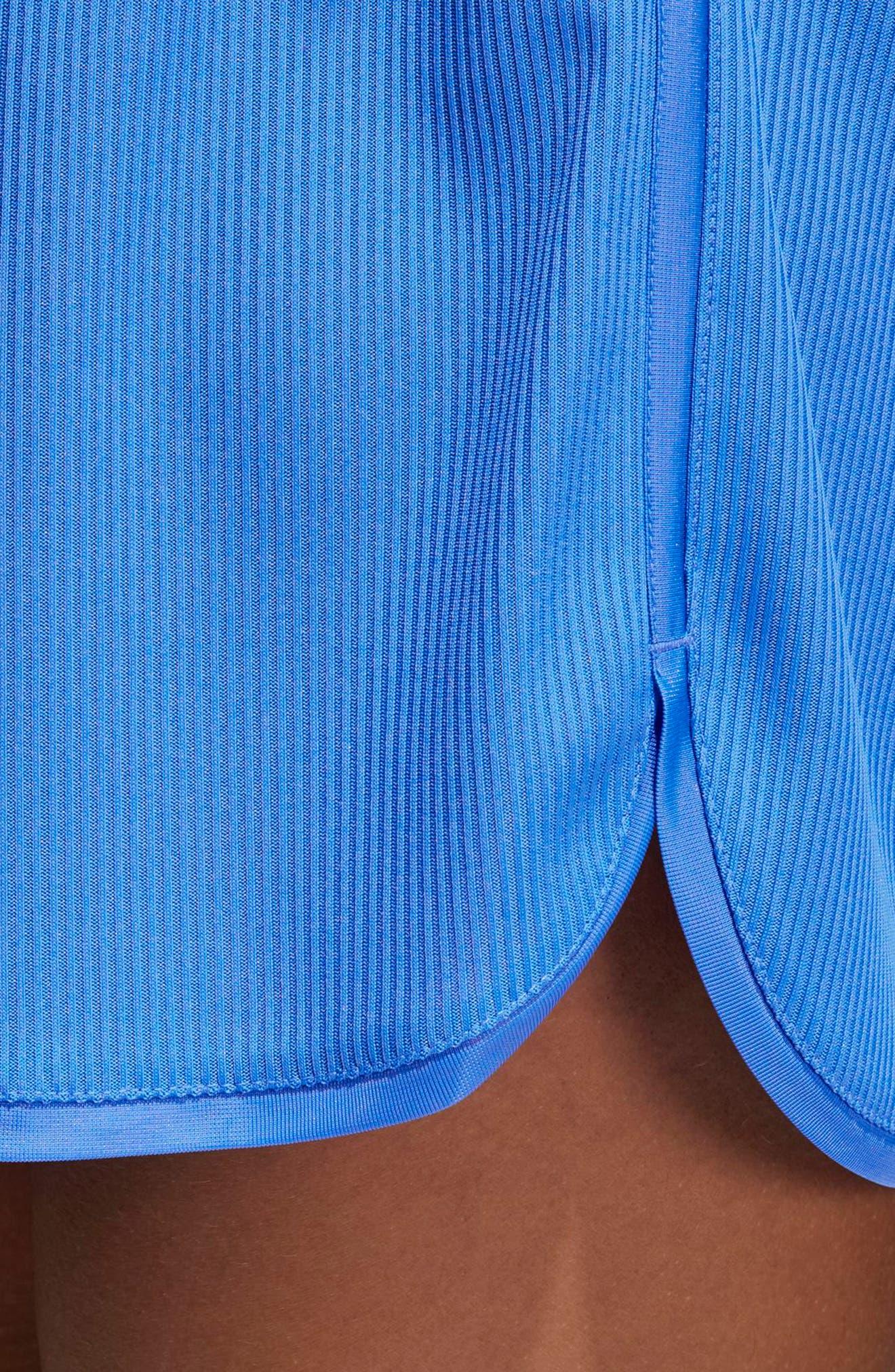 Originals Fashion League Shorts,                             Alternate thumbnail 5, color,                             Hi-Res Blue