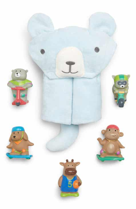 Baby Kids Hooded Towels Robes Room Decor Nordstrom