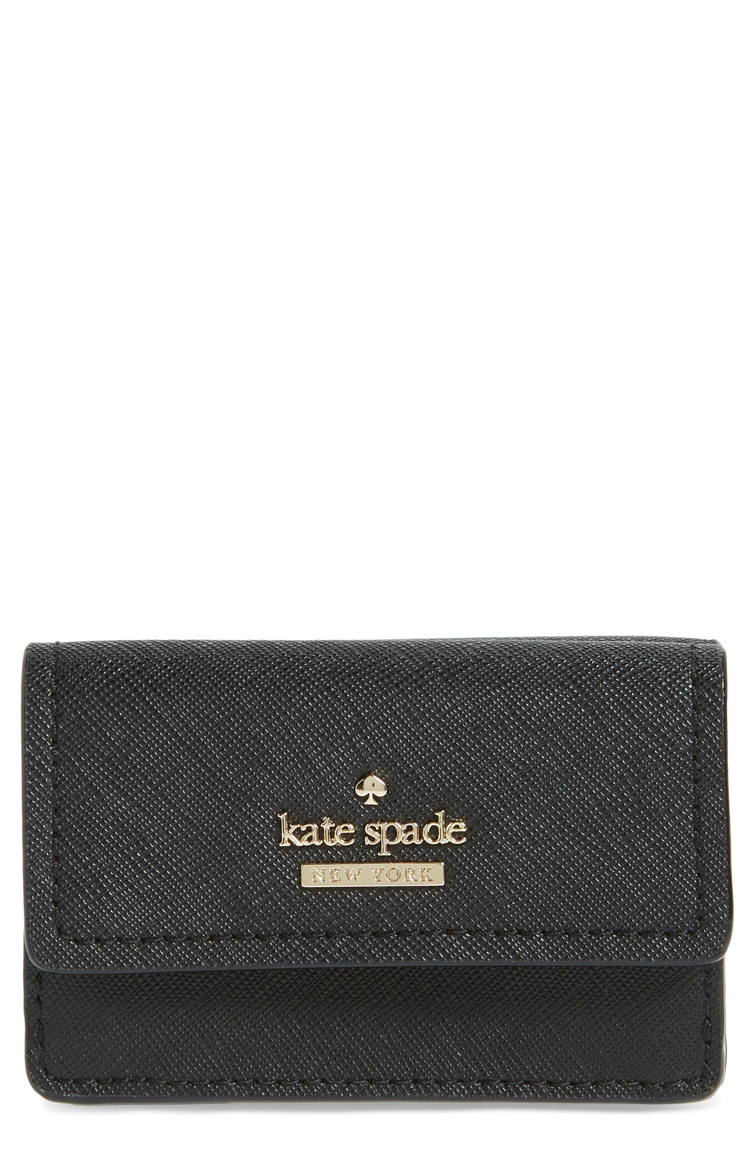 cameron street kay wallet,                             Main thumbnail 1, color,                             Black